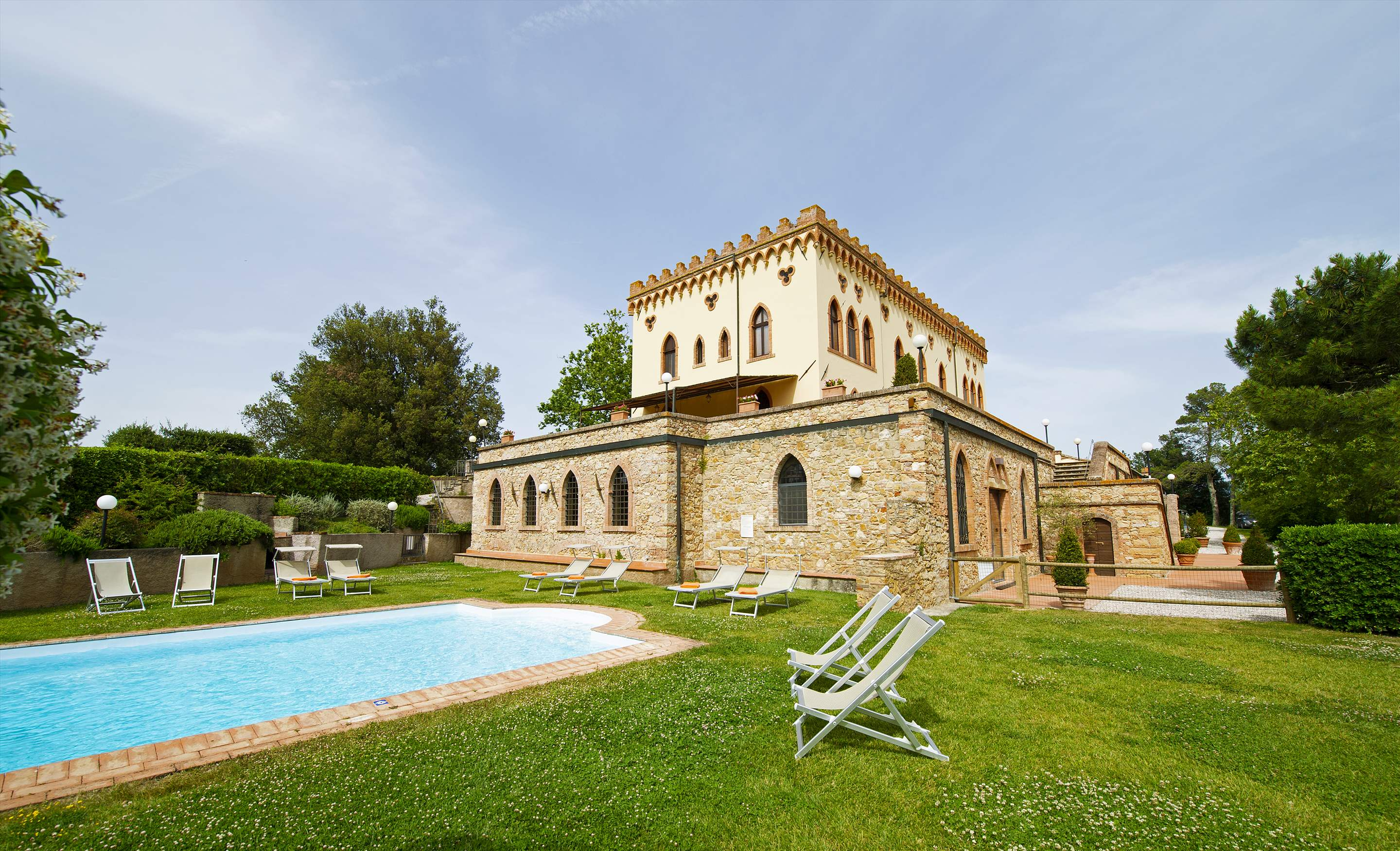Villa Di Archi & Dependance, 9 bedroom villa in Tuscany Coast, Tuscany Photo #42