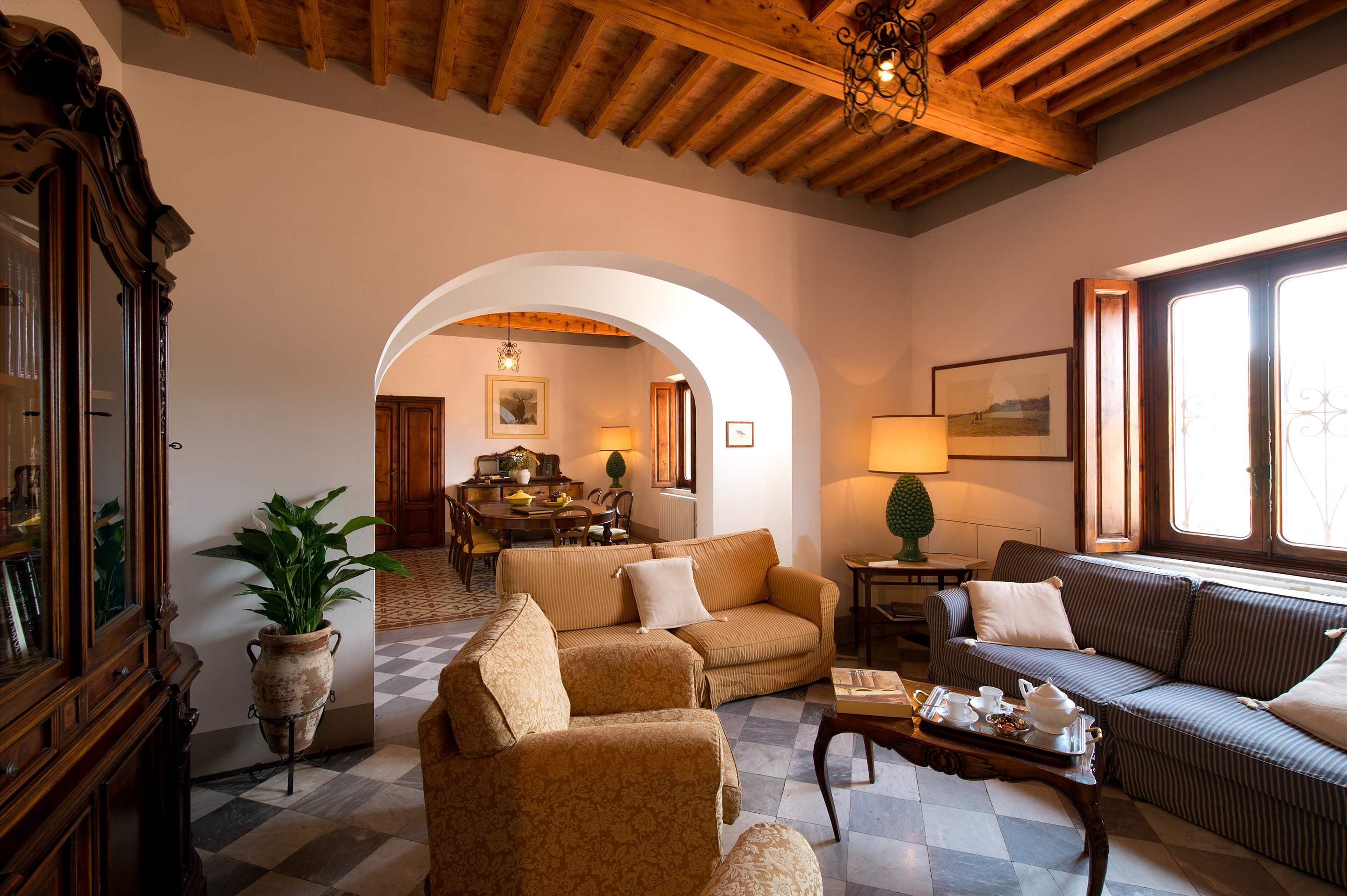 Villa Di Archi & Dependance, 9 bedroom villa in Tuscany Coast, Tuscany Photo #5