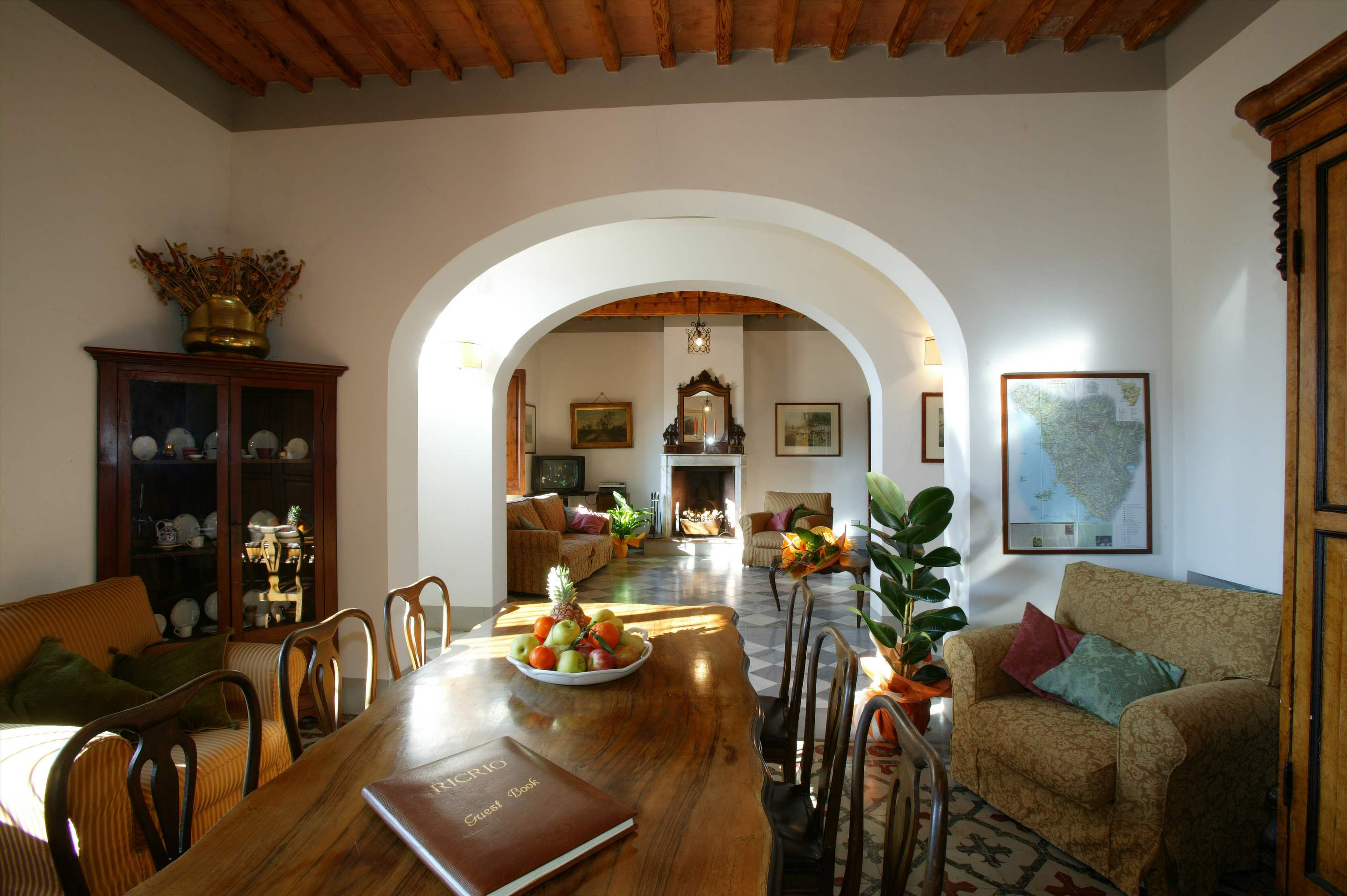 Villa Di Archi & Dependance, 9 bedroom villa in Tuscany Coast, Tuscany Photo #8