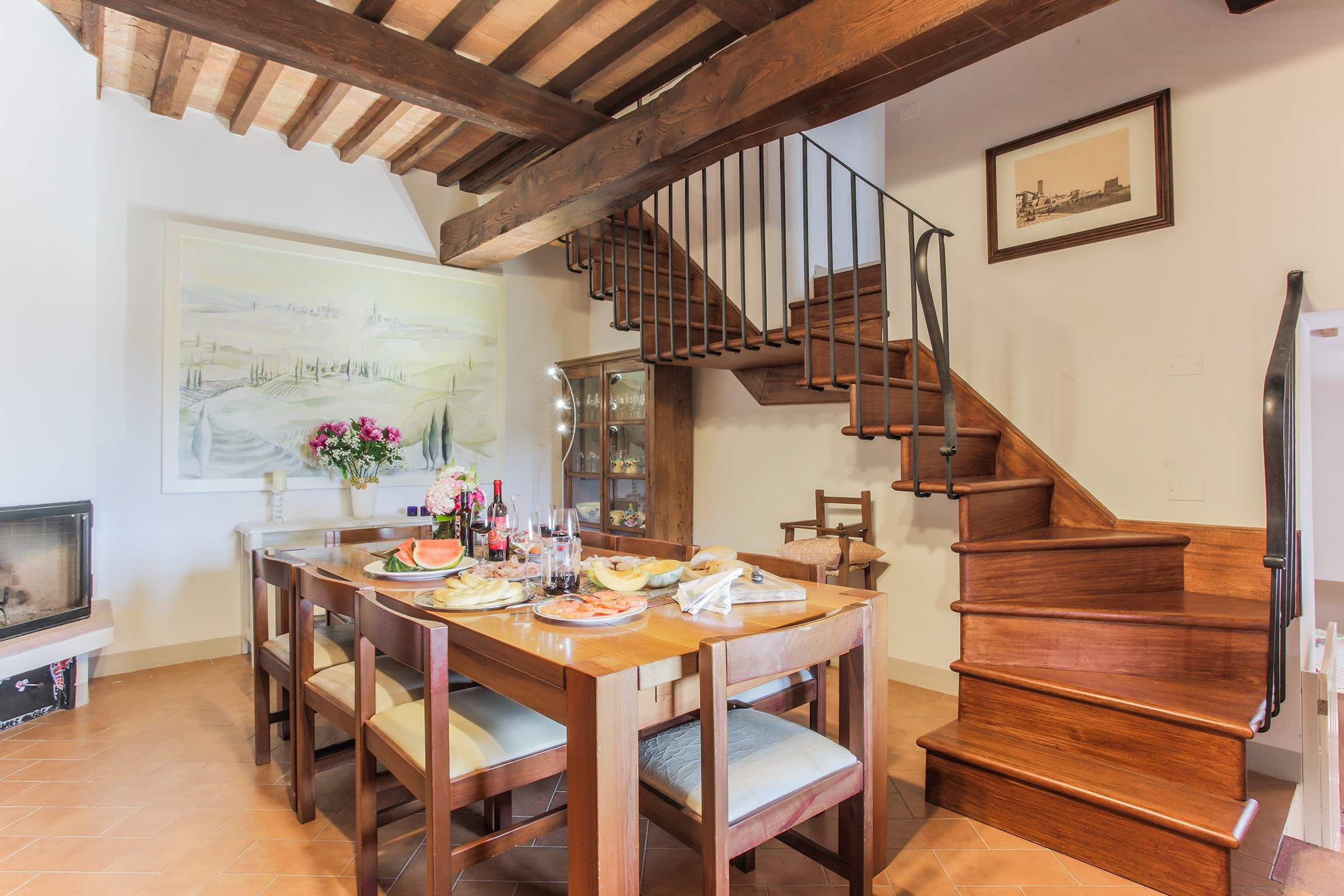 Casa Di Dante, 3 bedroom villa in North Tuscany - Pisa & Lucca Area, Tuscany Photo #10