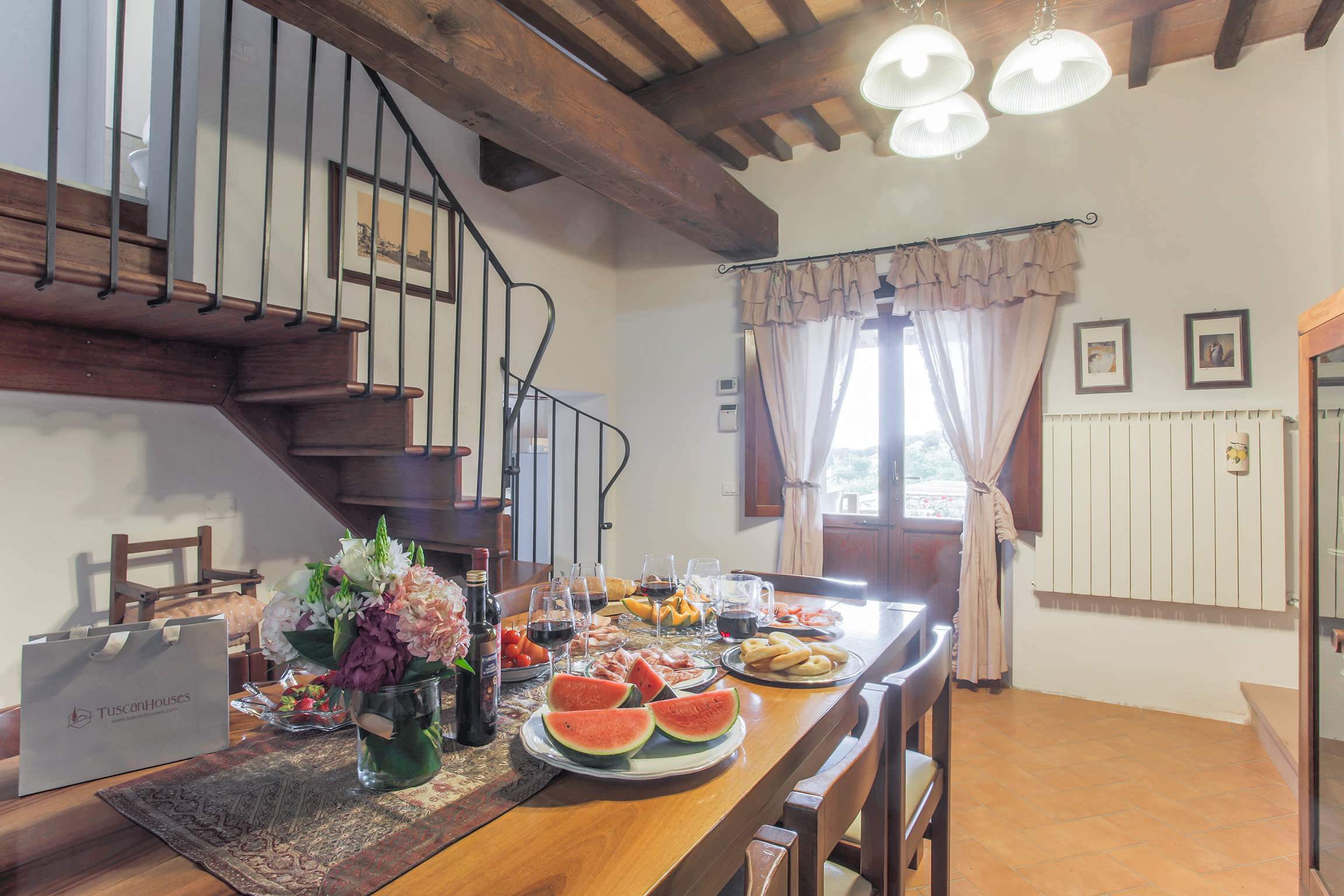 Casa Di Dante, 3 bedroom villa in North Tuscany - Pisa & Lucca Area, Tuscany Photo #11
