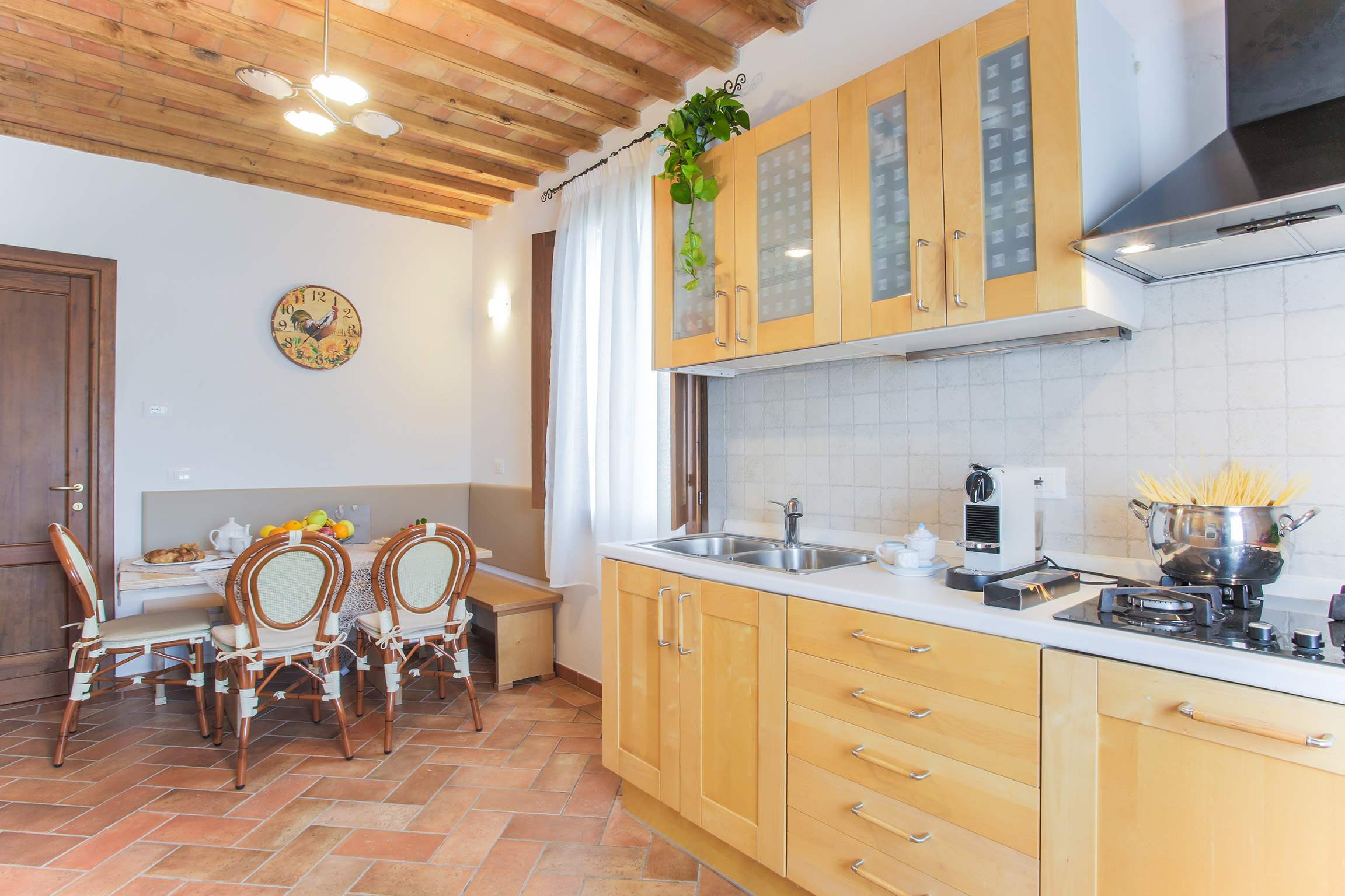 Casa Di Dante, 3 bedroom villa in North Tuscany - Pisa & Lucca Area, Tuscany Photo #14