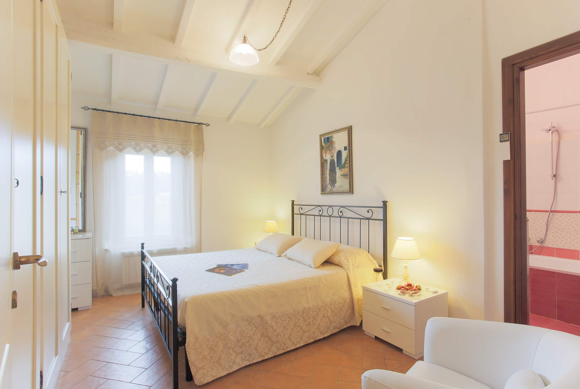 Casa Di Dante, 3 bedroom villa in North Tuscany - Pisa & Lucca Area, Tuscany Photo #23