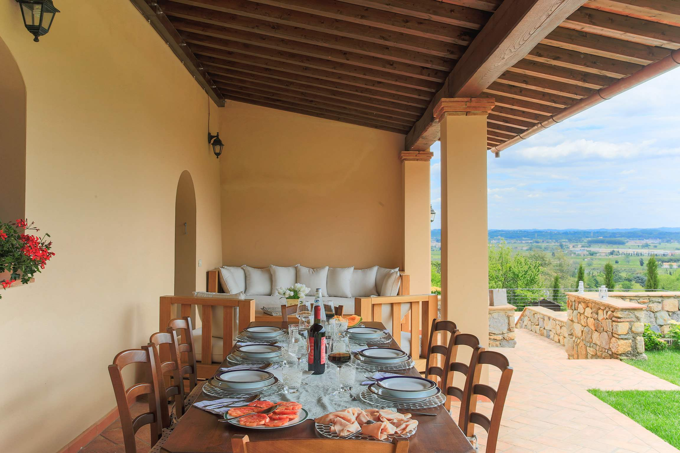 Casa Di Dante, 3 bedroom villa in North Tuscany - Pisa & Lucca Area, Tuscany Photo #5