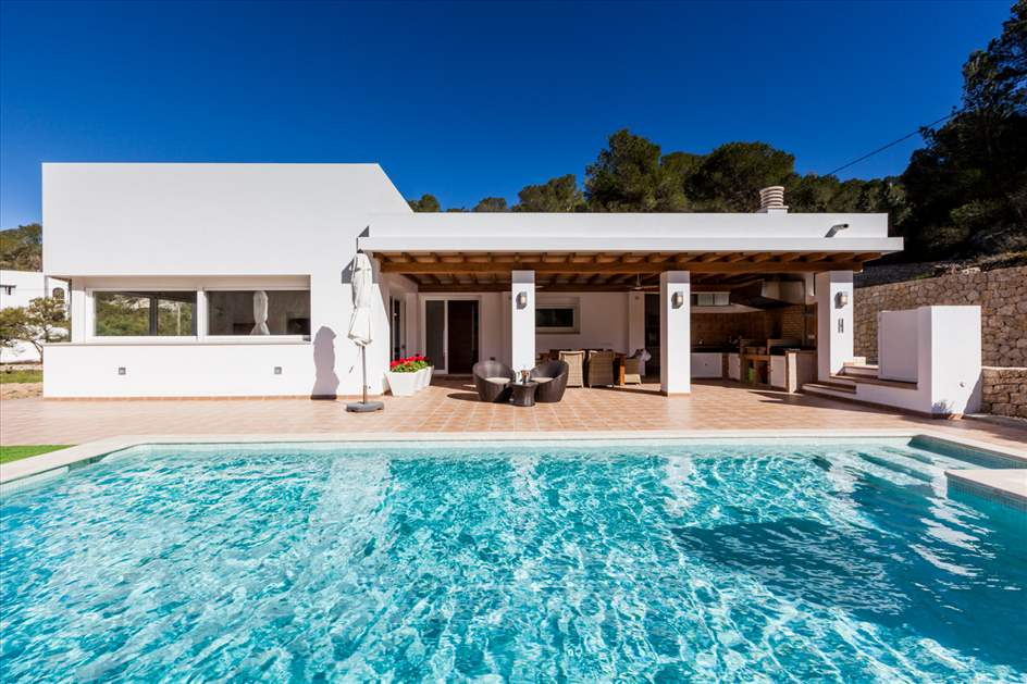 Can Parras, 3 villa in San Jose and South West Coast, Ibiza