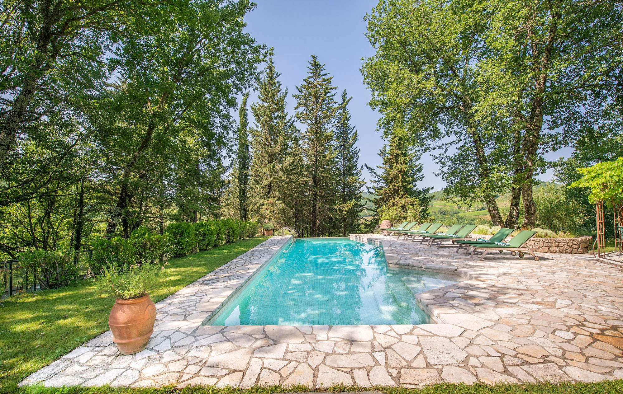 Villa Claudia, 6 Bedroom rate, 6 bedroom villa in Chianti & Countryside, Tuscany