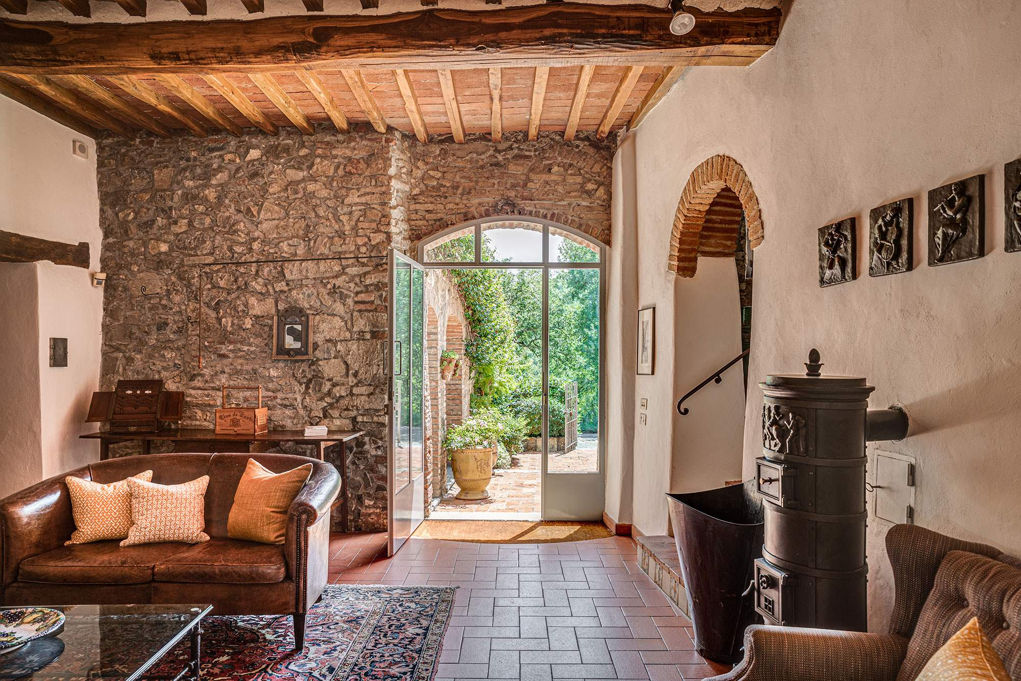 Villa Claudia, 6 Bedroom rate, 6 bedroom villa in Chianti & Countryside, Tuscany Photo #12