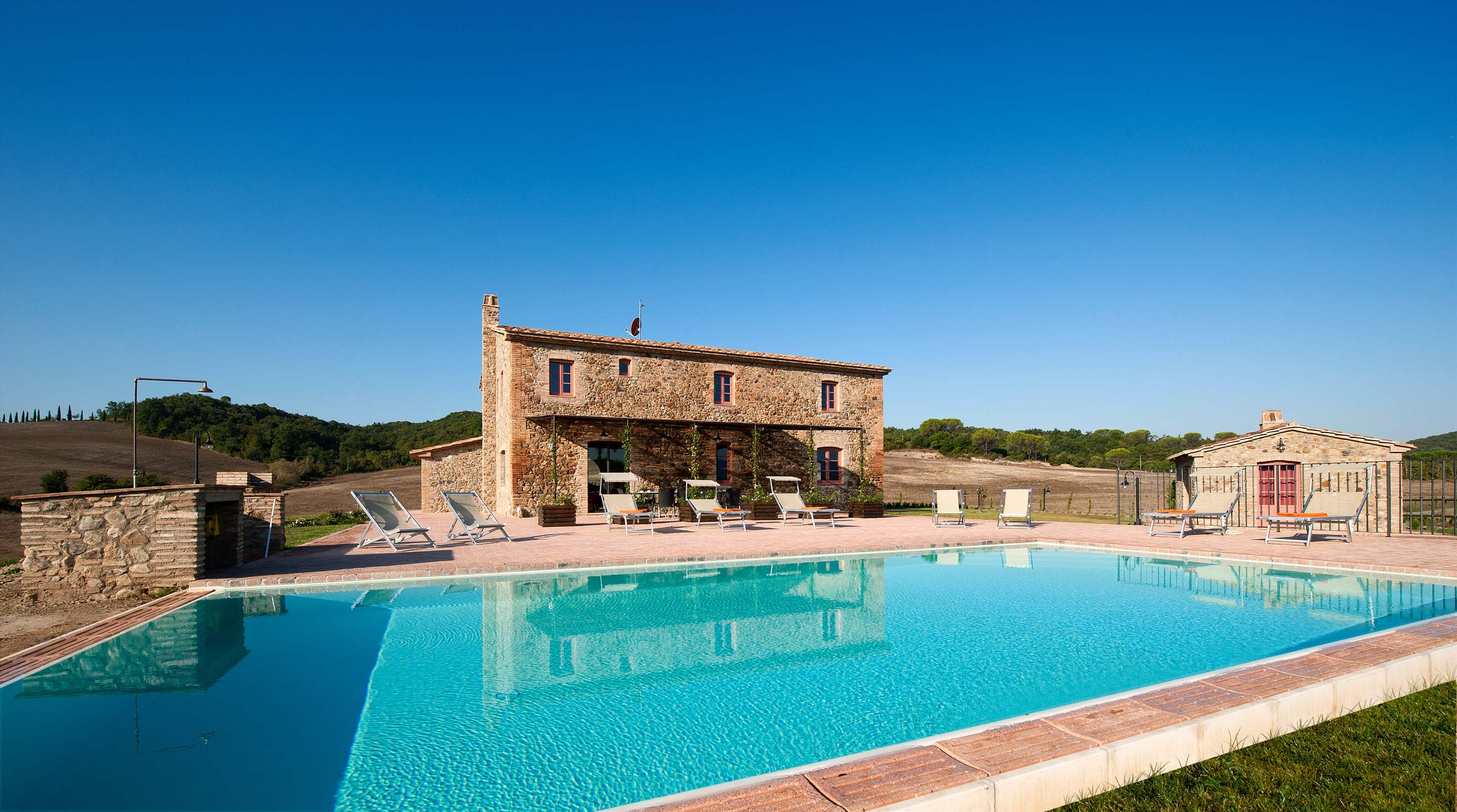 Podere I Gotti, 5 bedroom villa in Tuscany Coast, Tuscany