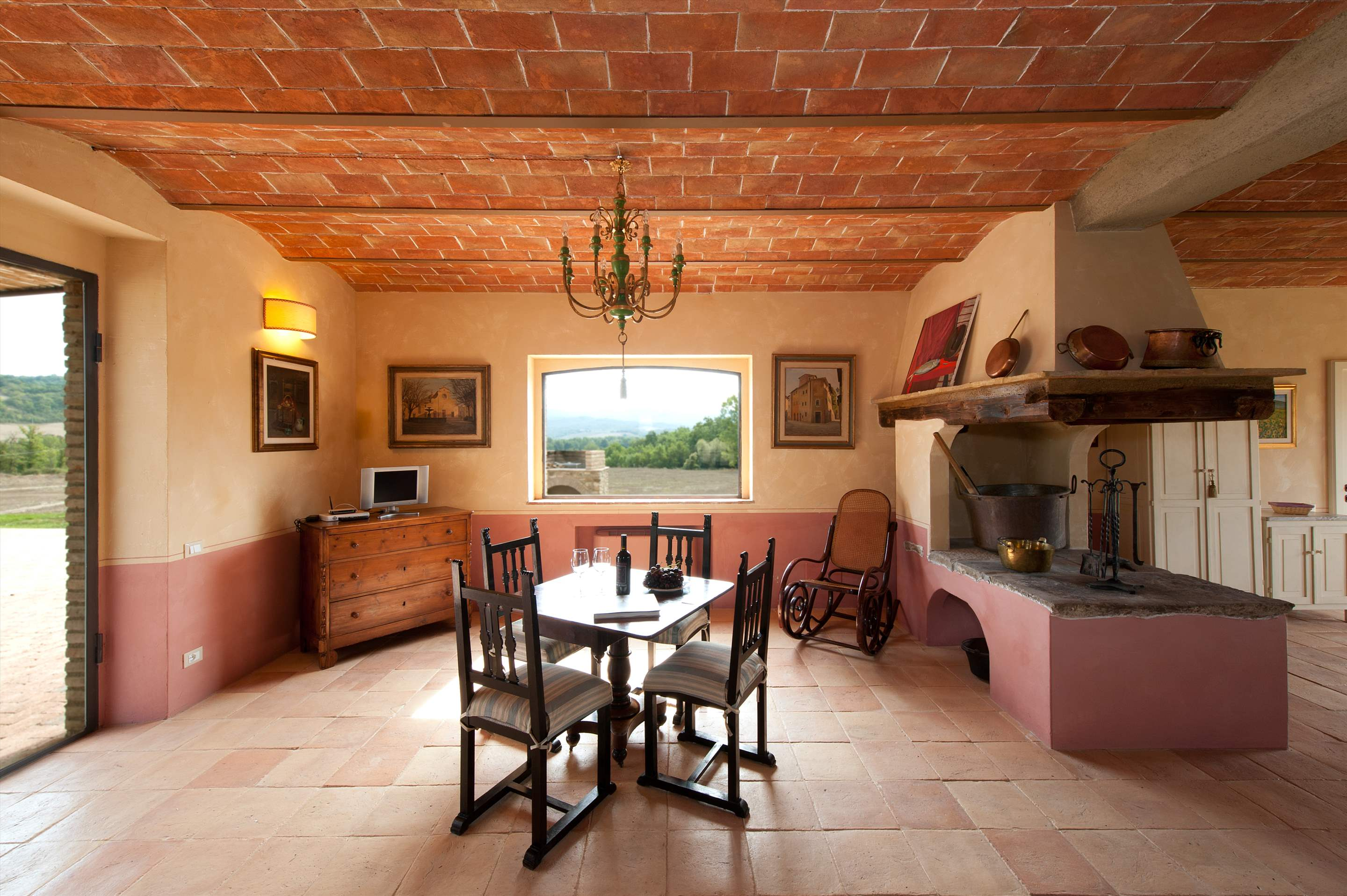 Podere I Gotti, 5 bedroom villa in Tuscany Coast, Tuscany Photo #11