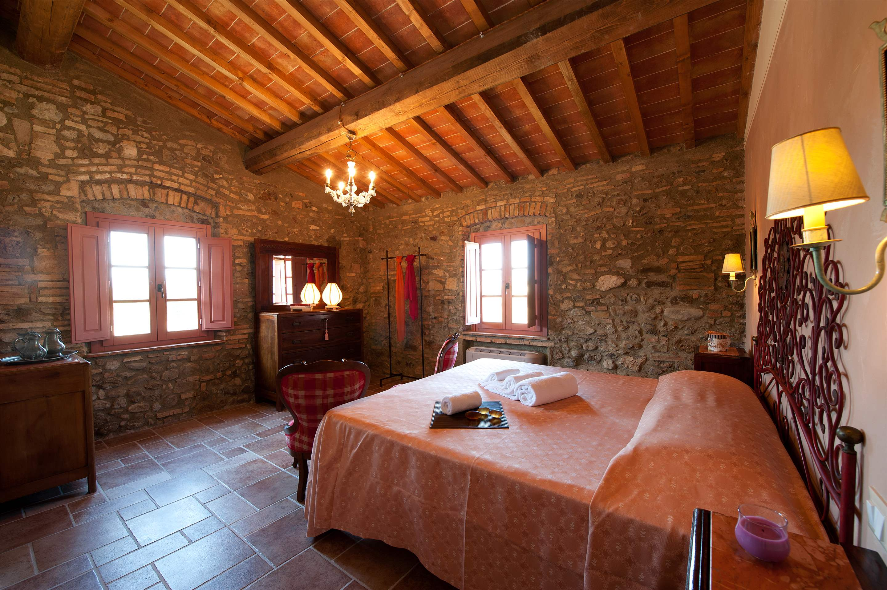 Podere I Gotti, 5 bedroom villa in Tuscany Coast, Tuscany Photo #16