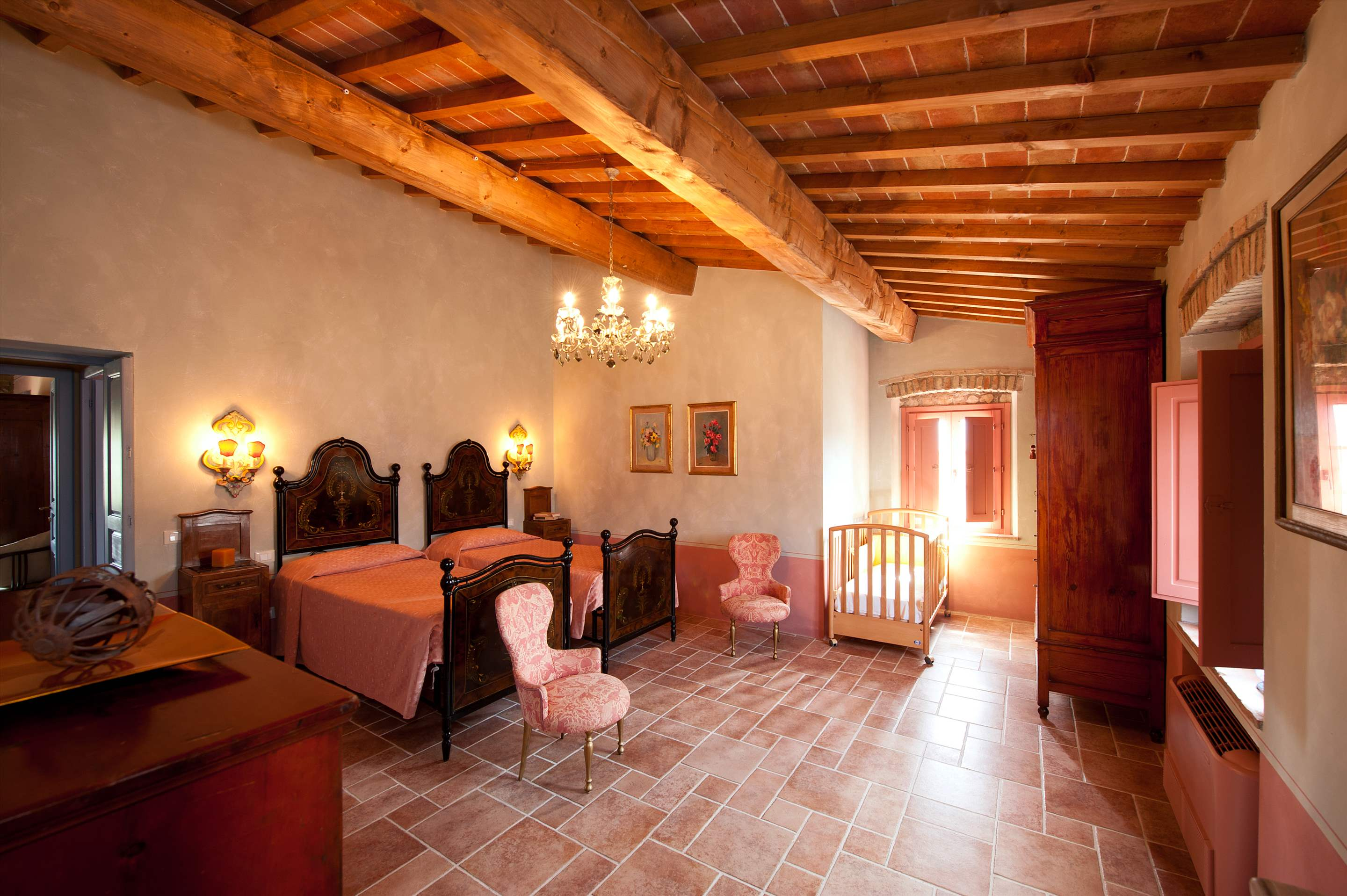 Podere I Gotti, 5 bedroom villa in Tuscany Coast, Tuscany Photo #20