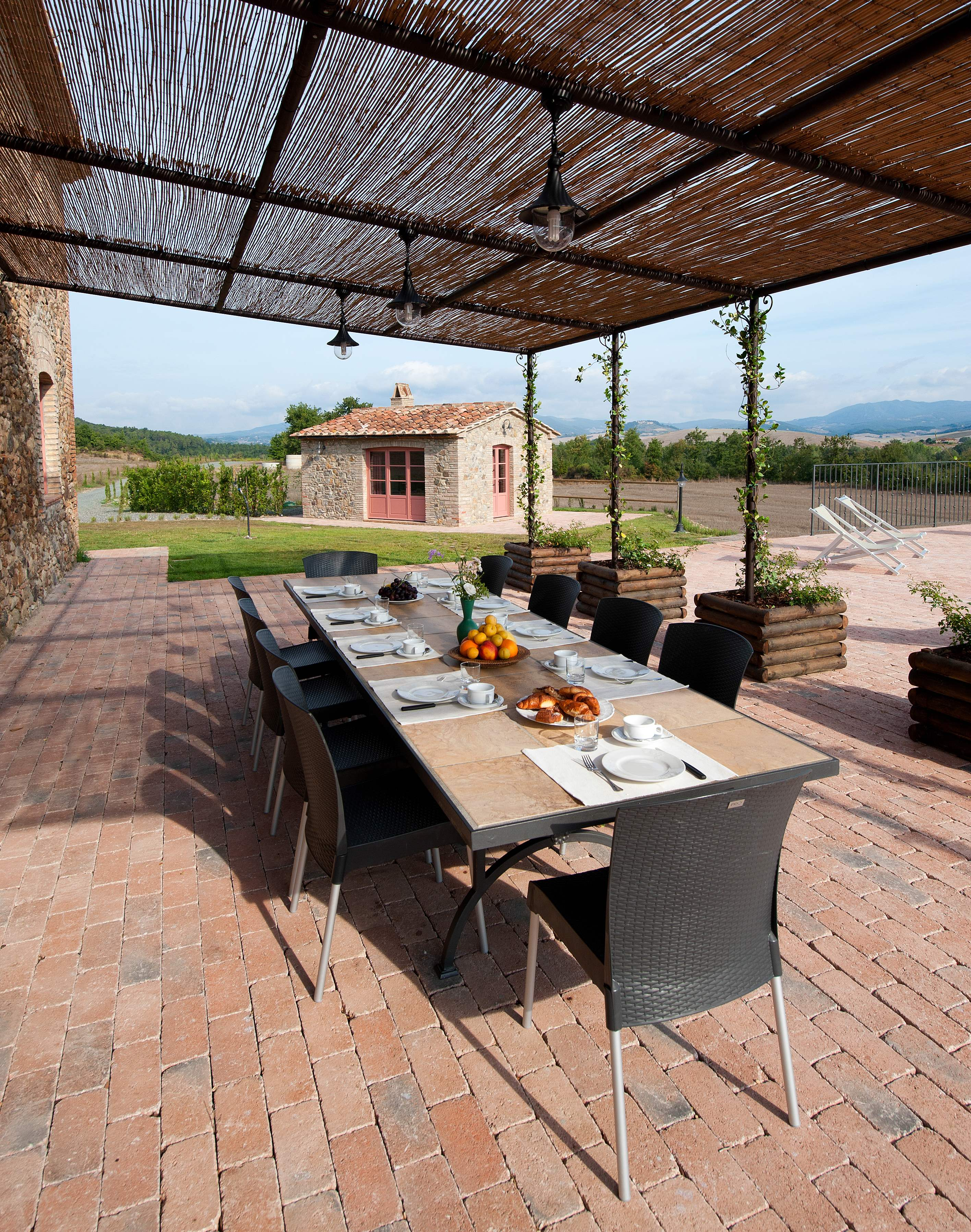 Podere I Gotti, 5 bedroom villa in Tuscany Coast, Tuscany Photo #3