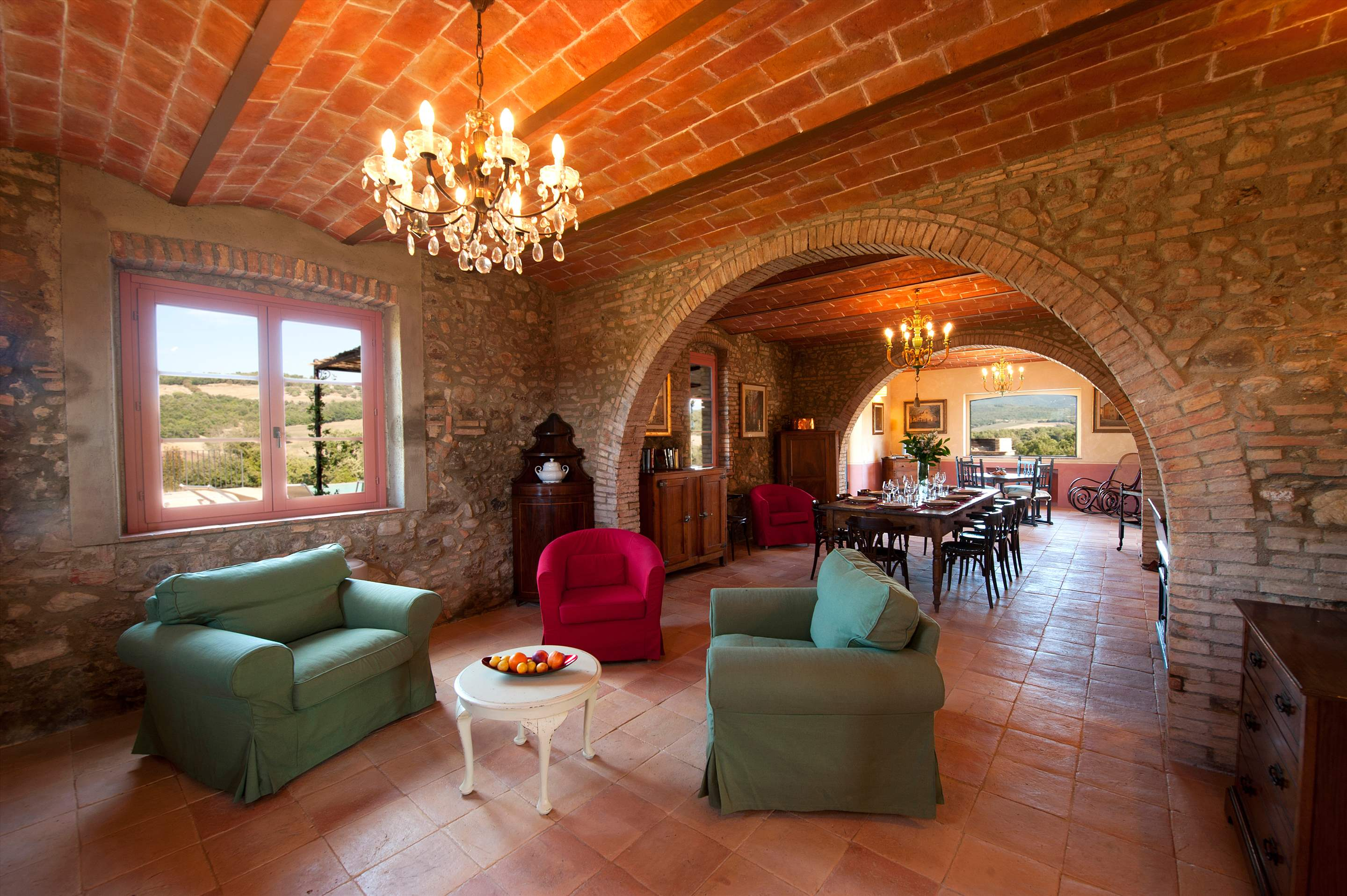 Podere I Gotti, 5 bedroom villa in Tuscany Coast, Tuscany Photo #5