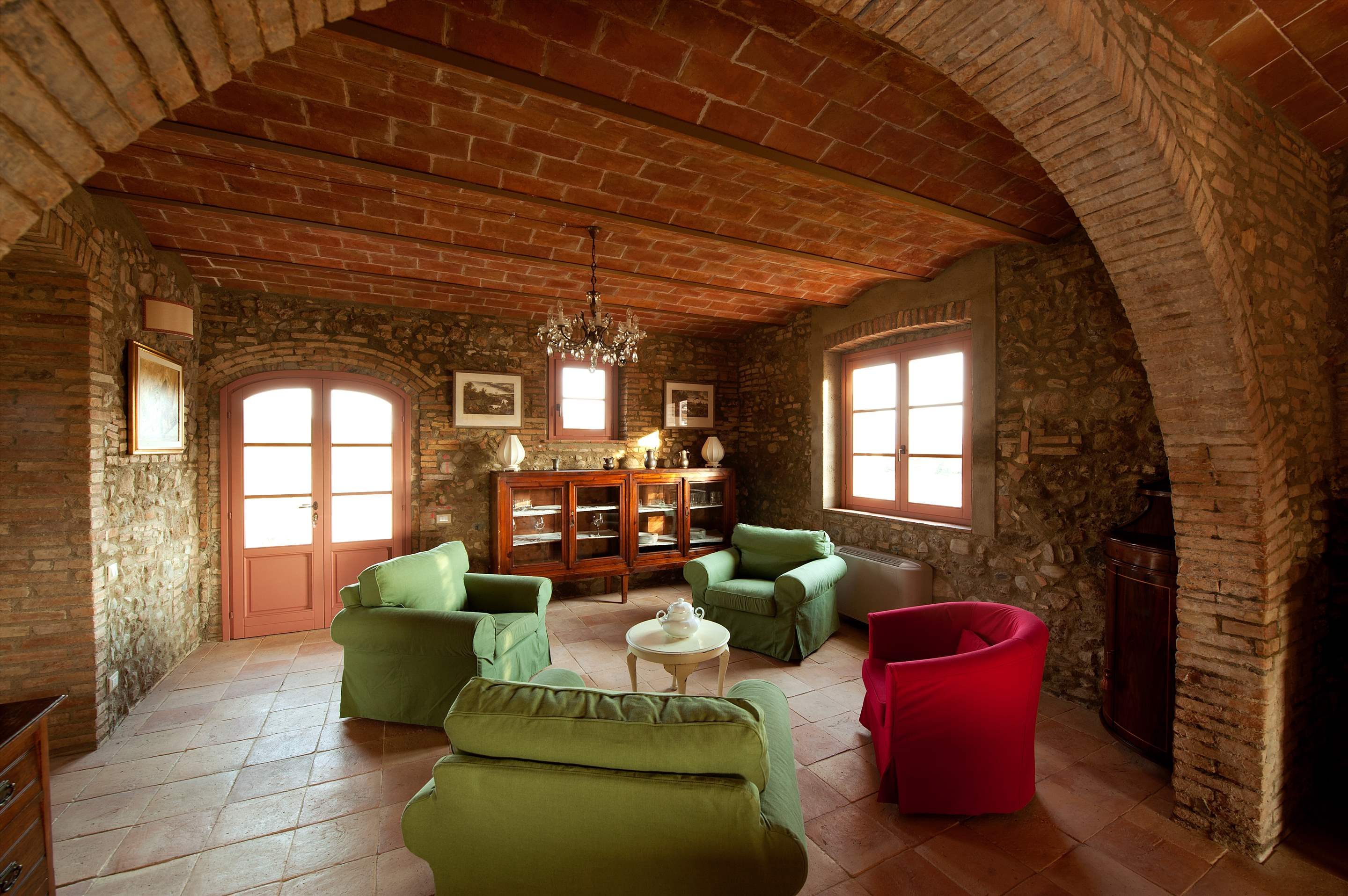 Podere I Gotti, 5 bedroom villa in Tuscany Coast, Tuscany Photo #6