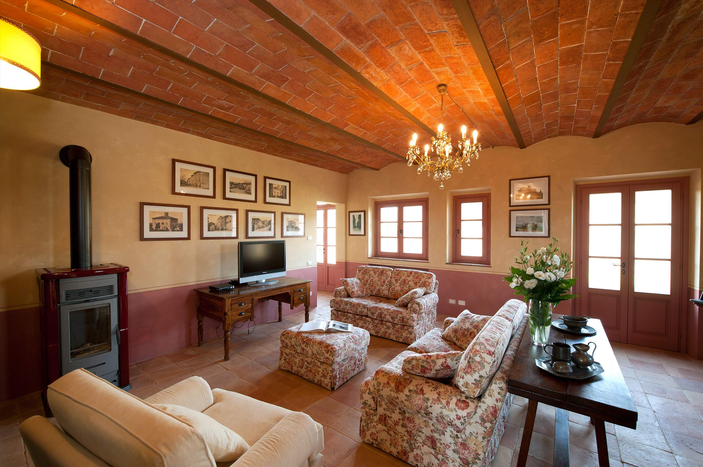 Podere I Gotti, 5 bedroom villa in Tuscany Coast, Tuscany Photo #7