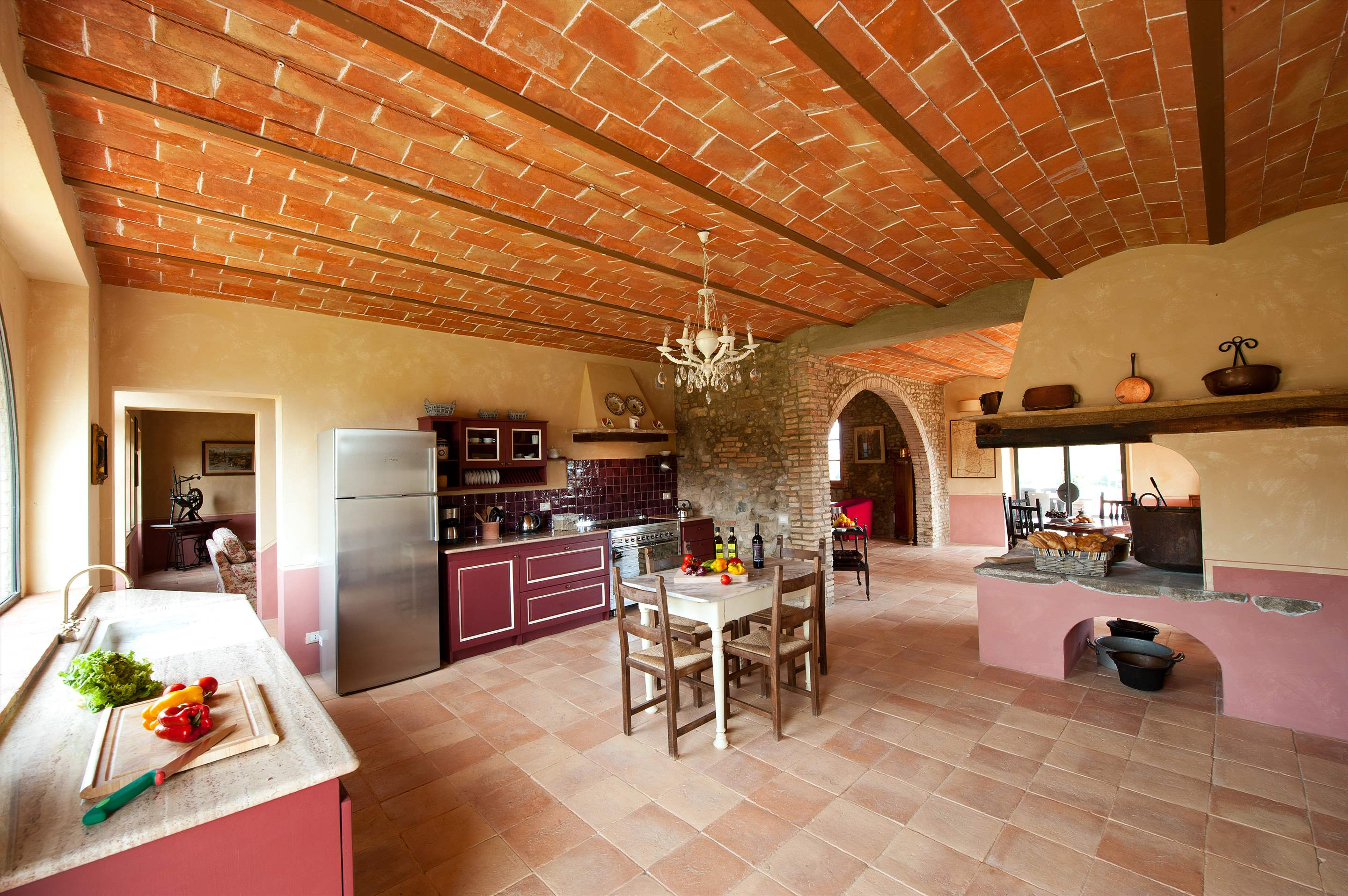 Podere I Gotti, 5 bedroom villa in Tuscany Coast, Tuscany Photo #9