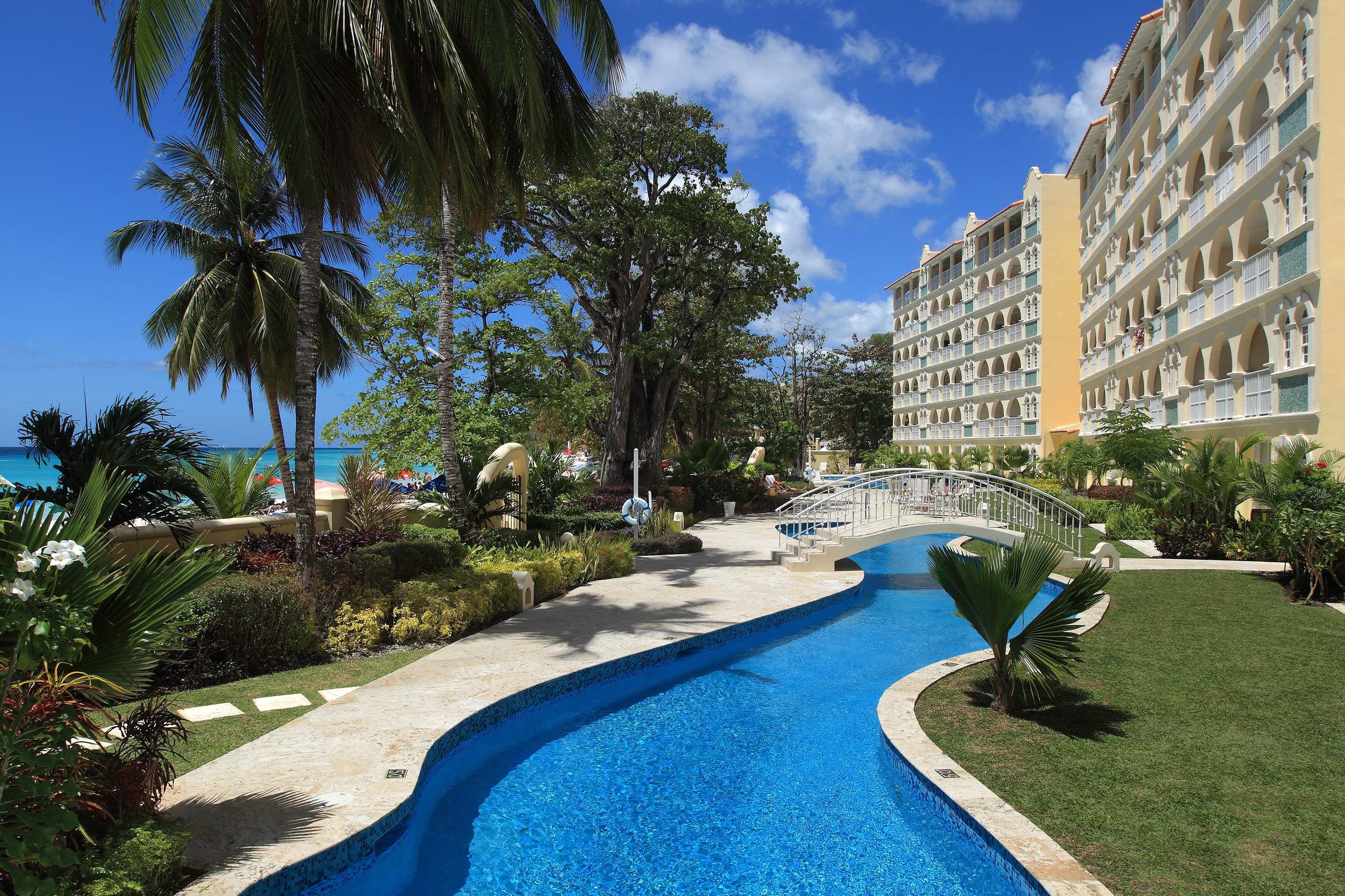 Sapphire Beach 309, 2 bedroom, 2 bedroom apartment in St. Lawrence Gap & South Coast, Barbados