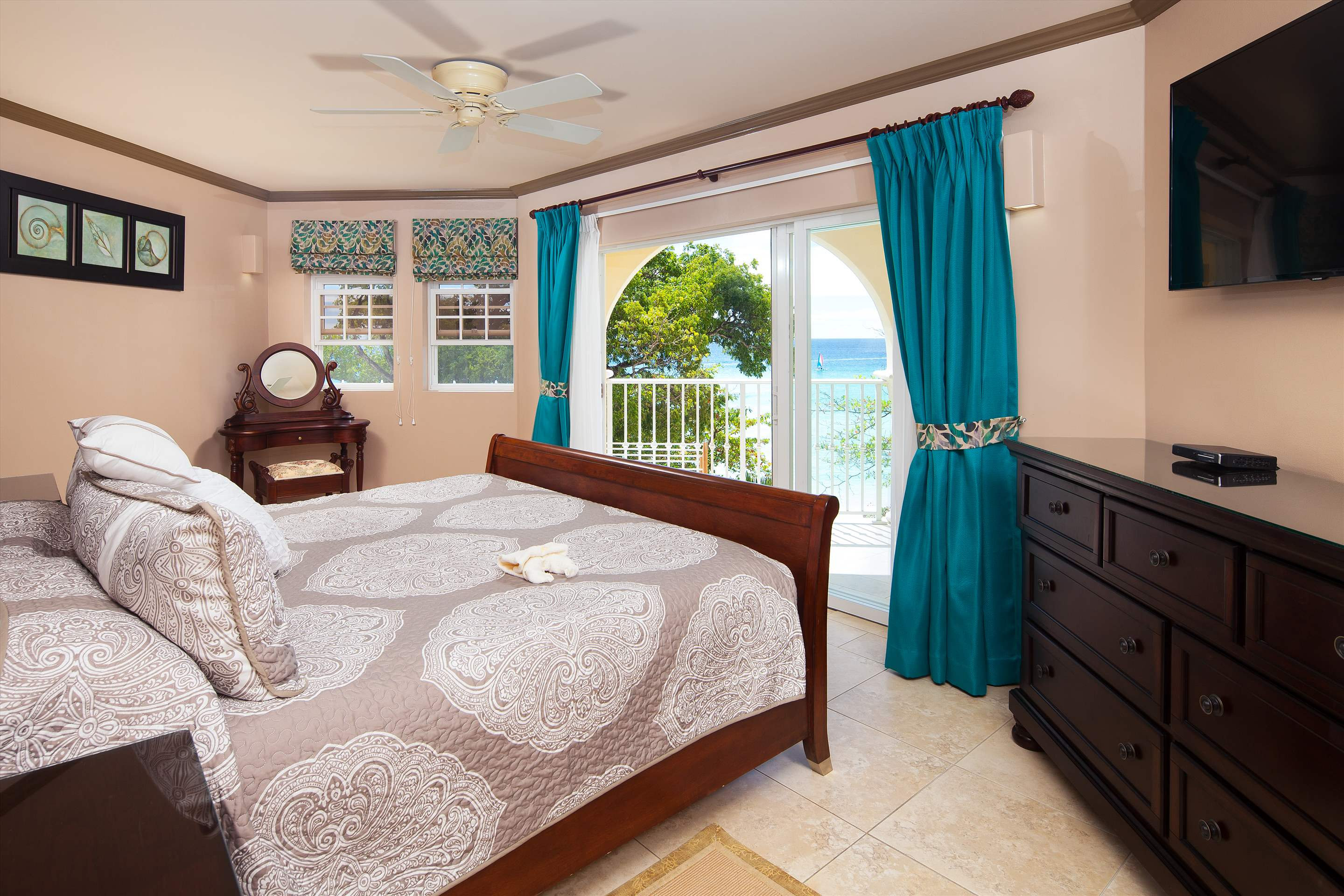 Sapphire Beach 309, 2 bedroom, 2 bedroom apartment in St. Lawrence Gap & South Coast, Barbados Photo #11