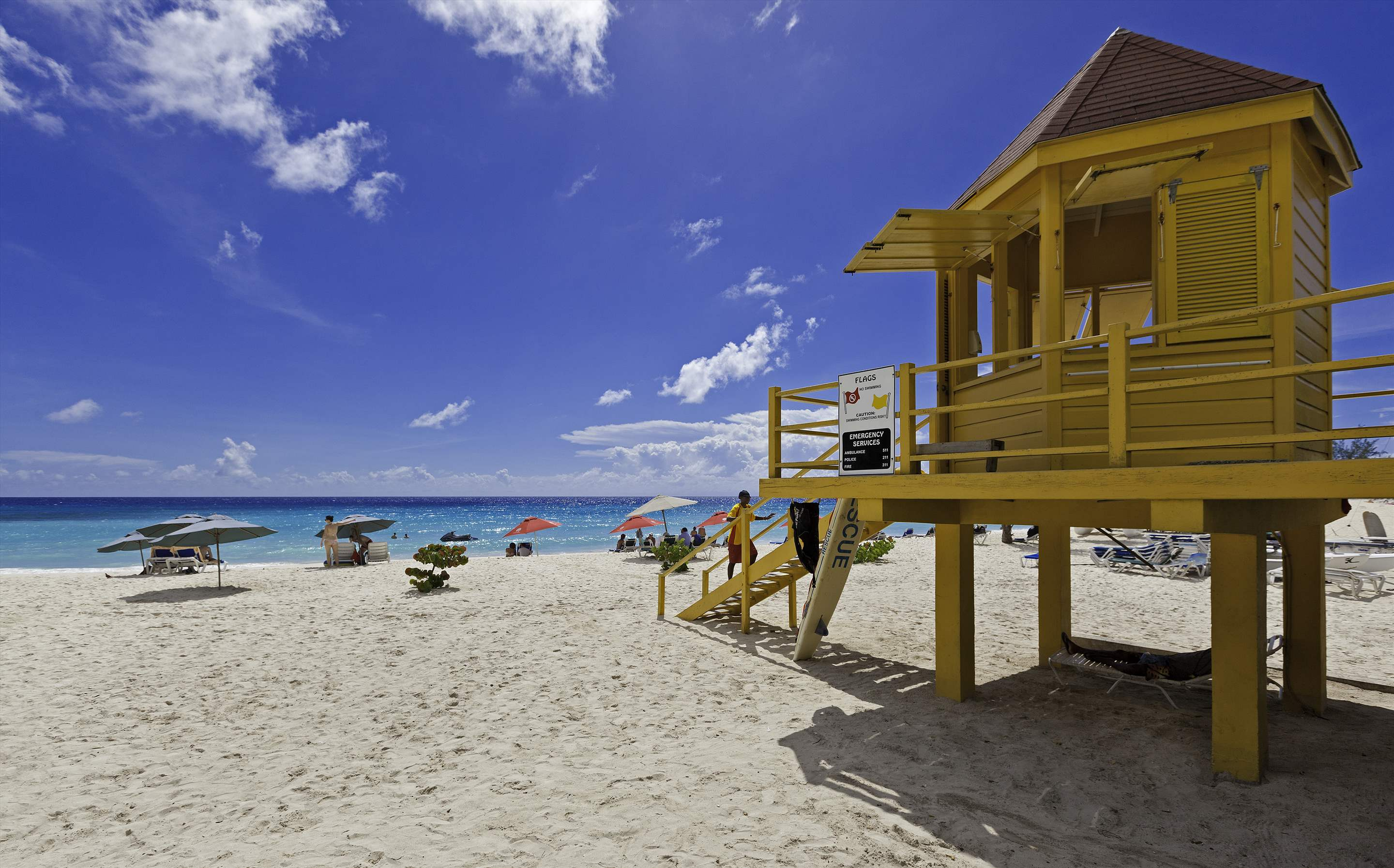 Sapphire Beach 309, 2 bedroom, 2 bedroom apartment in St. Lawrence Gap & South Coast, Barbados Photo #12