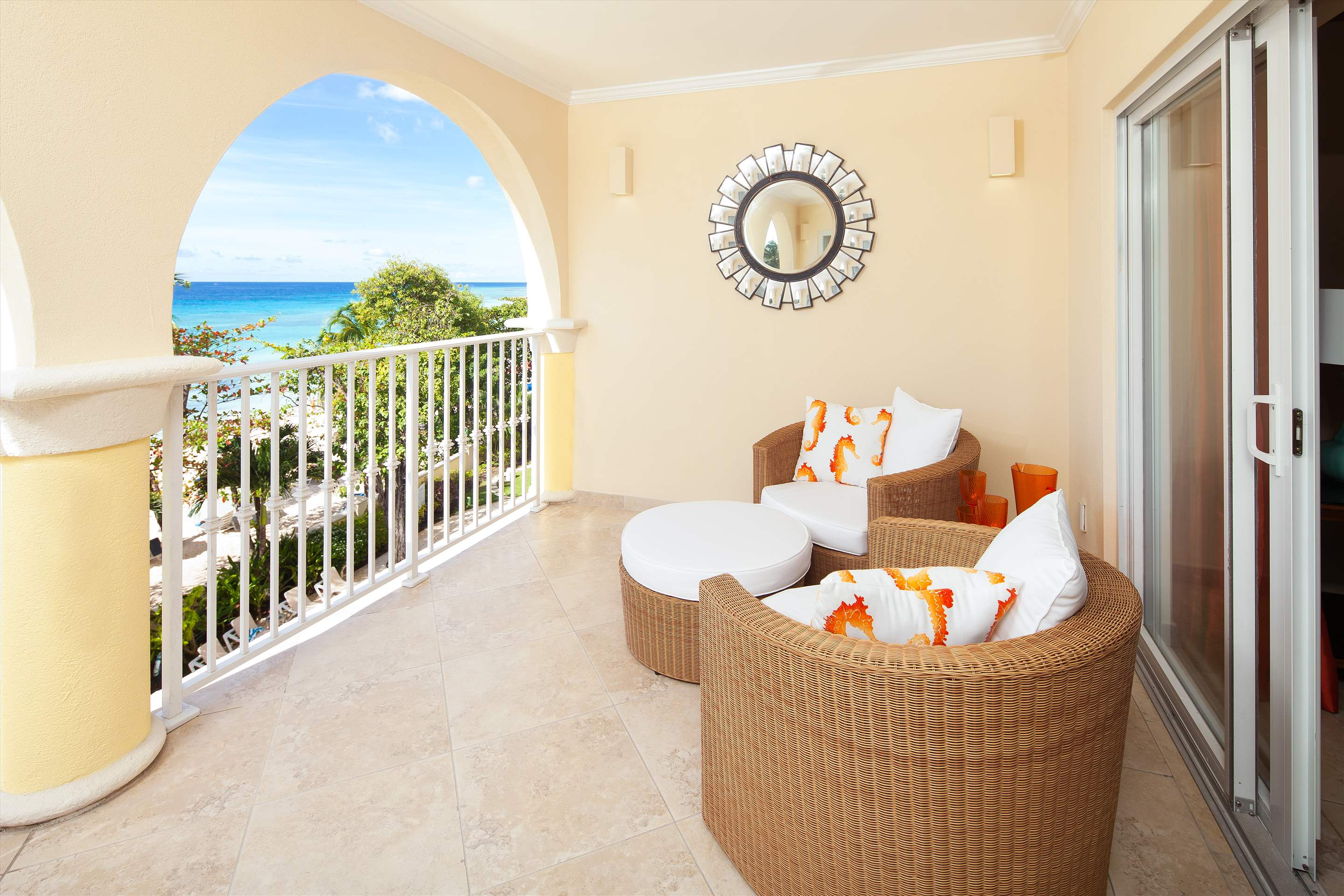 Sapphire Beach 309, 2 bedroom, 2 bedroom apartment in St. Lawrence Gap & South Coast, Barbados Photo #3