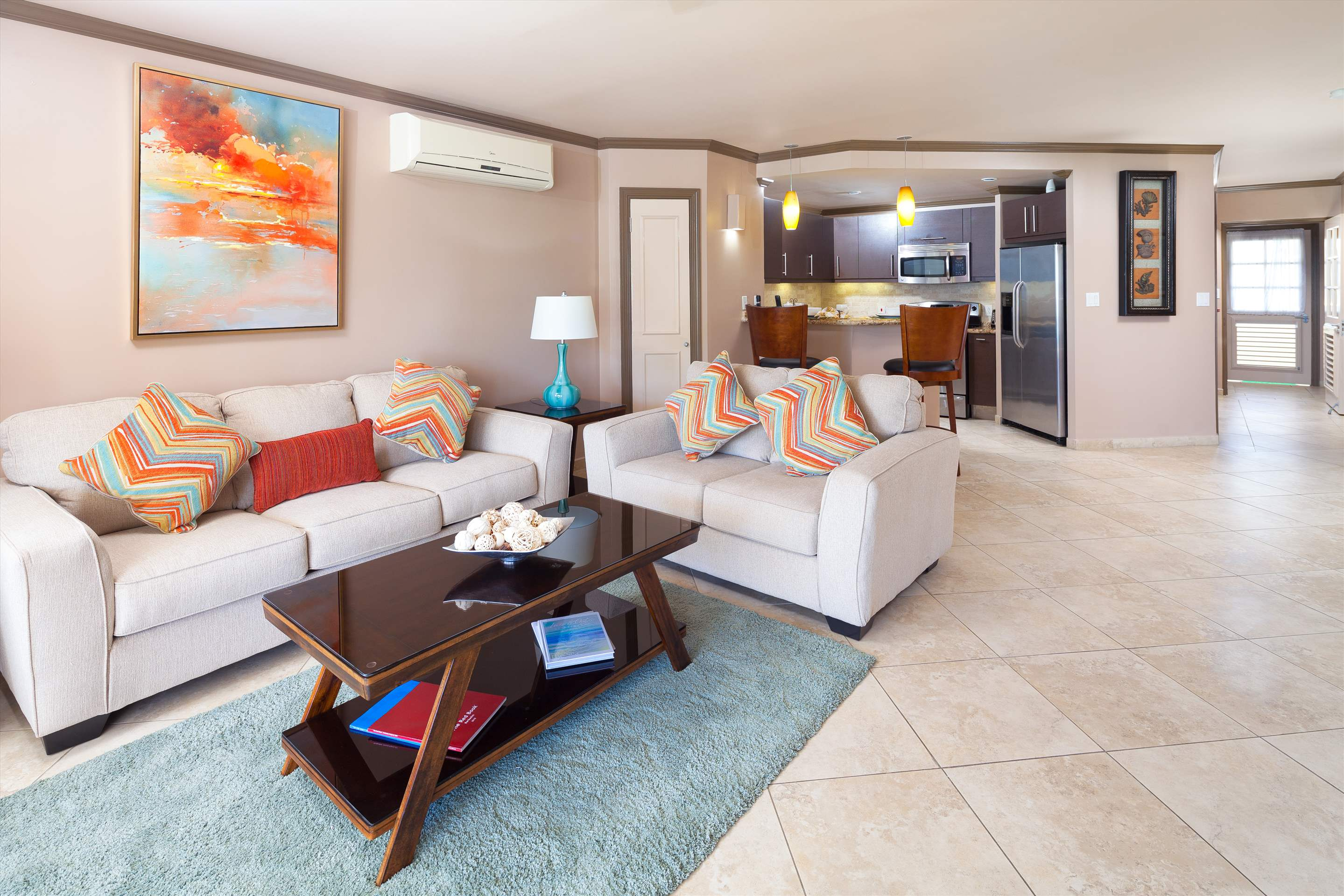 Sapphire Beach 309, 2 bedroom, 2 bedroom apartment in St. Lawrence Gap & South Coast, Barbados Photo #5