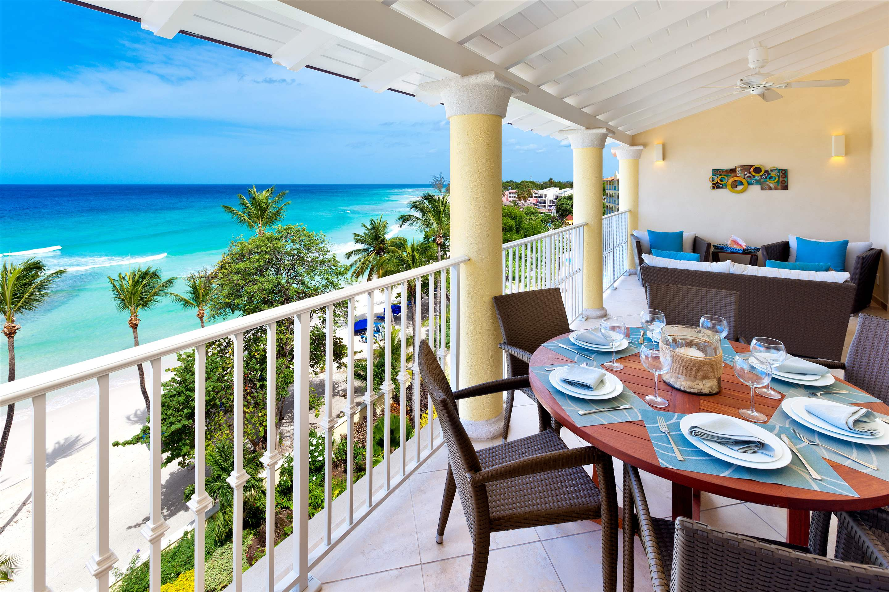 Sapphire Beach 517 2 Bedroom 3 Bedroom Apartment In St Lawrence