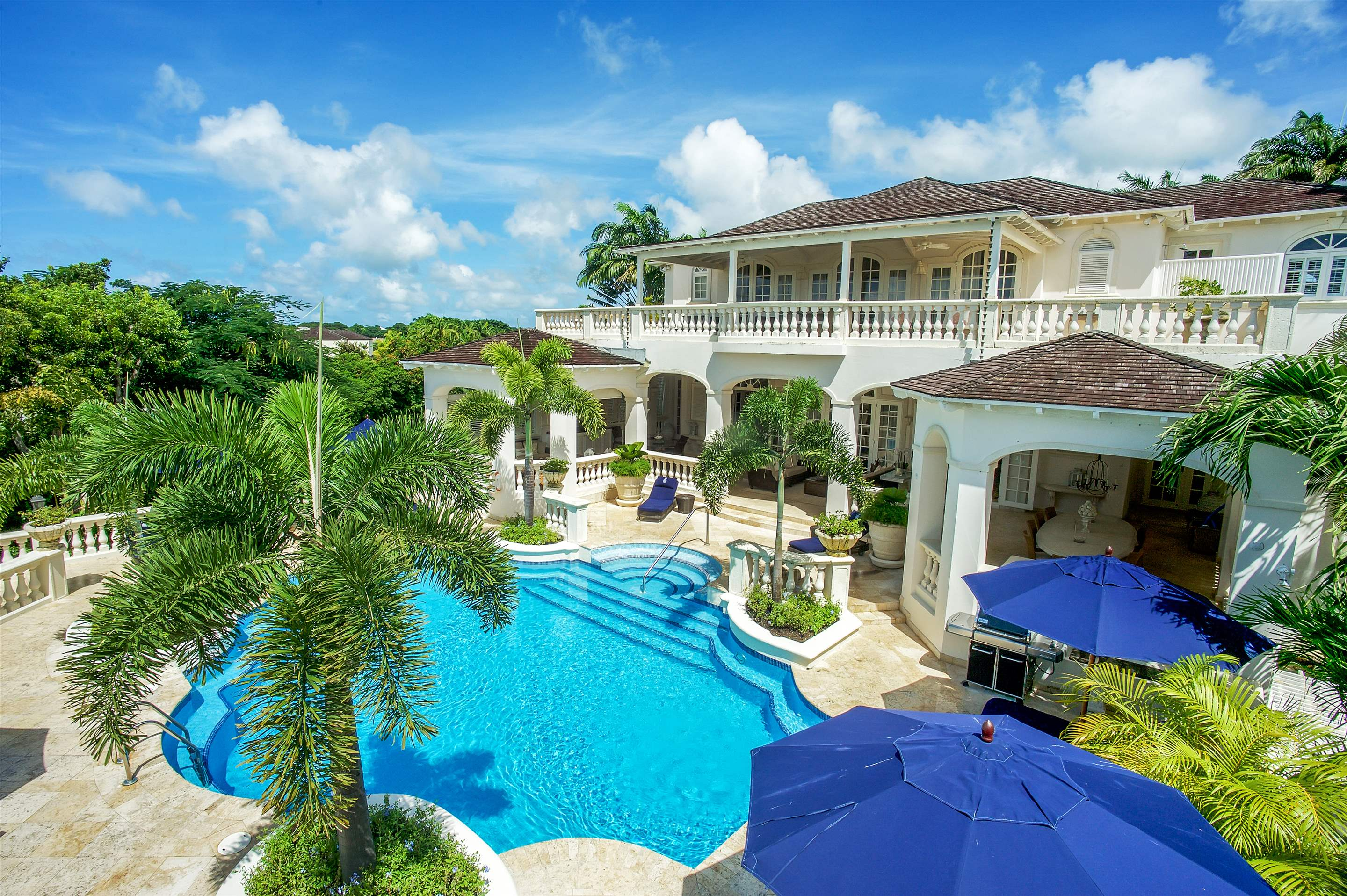 Plantation House, Royal Westmoreland, 6 bedroom, 6 bedroom villa in St. James & West Coast, Barbados Photo #9