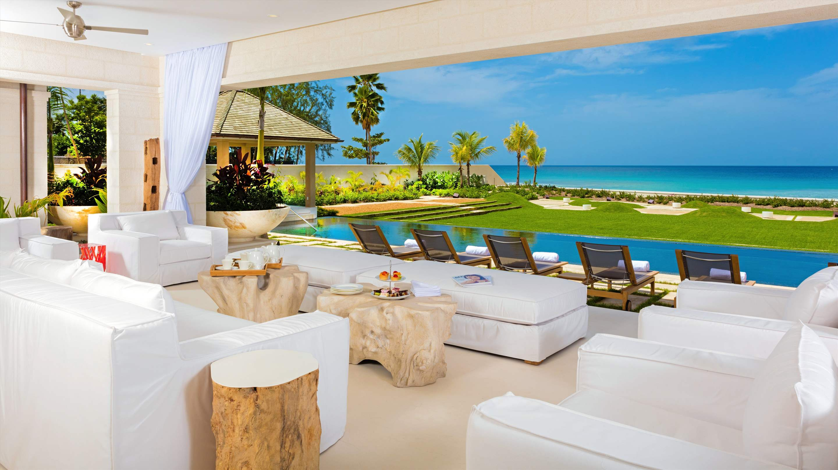 Godings Beach House, 5 bedroom villa in St. James & West Coast, Barbados