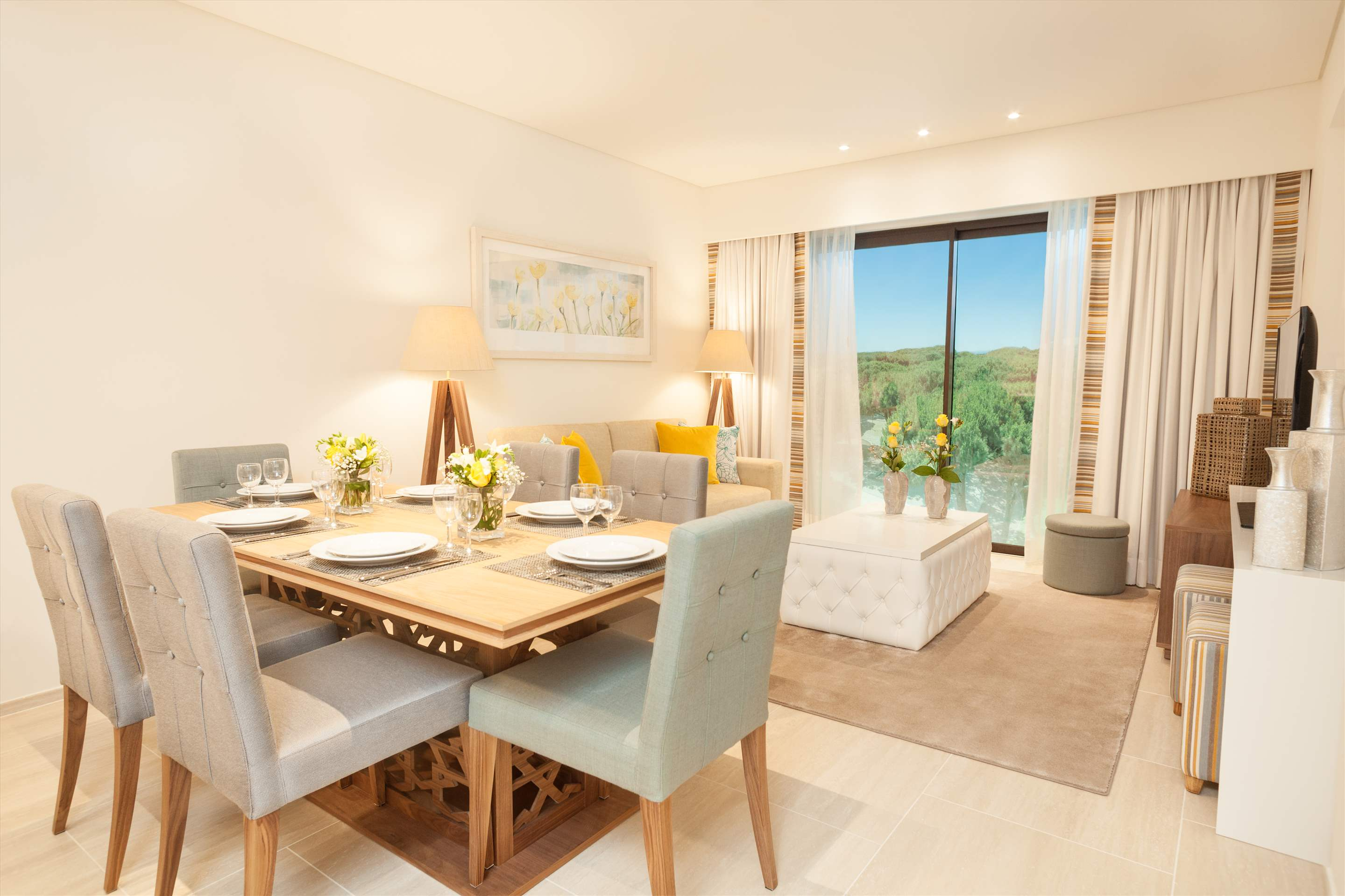 Pine Cliffs Gardens, Two Bedroom Suite, S/C Basis, 2 bedroom apartment in Pine Cliffs Resort, Algarve Photo #11