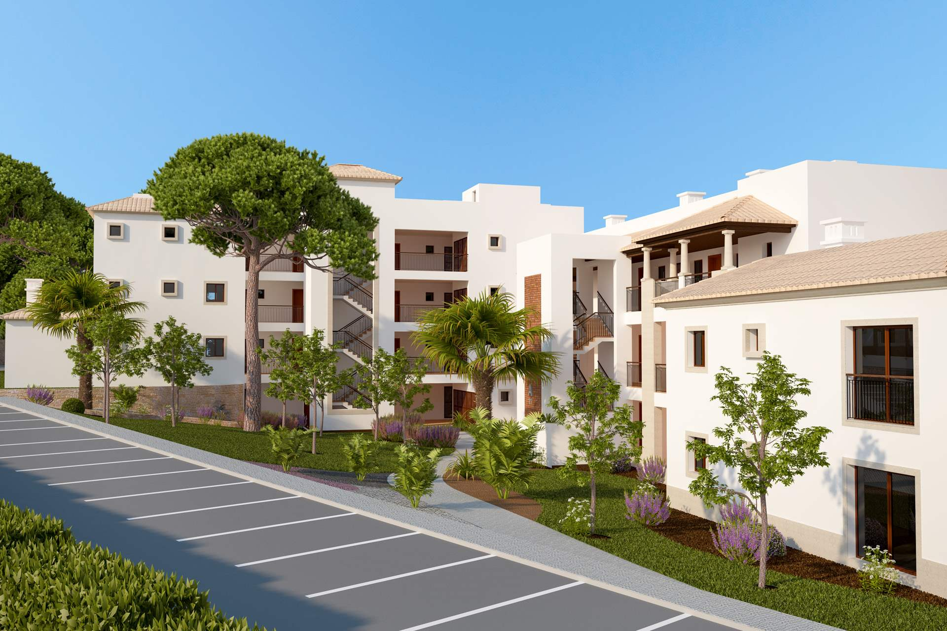 Pine Cliffs Gardens, Two Bedroom Suite, S/C Basis, 2 bedroom apartment in Pine Cliffs Resort, Algarve Photo #15