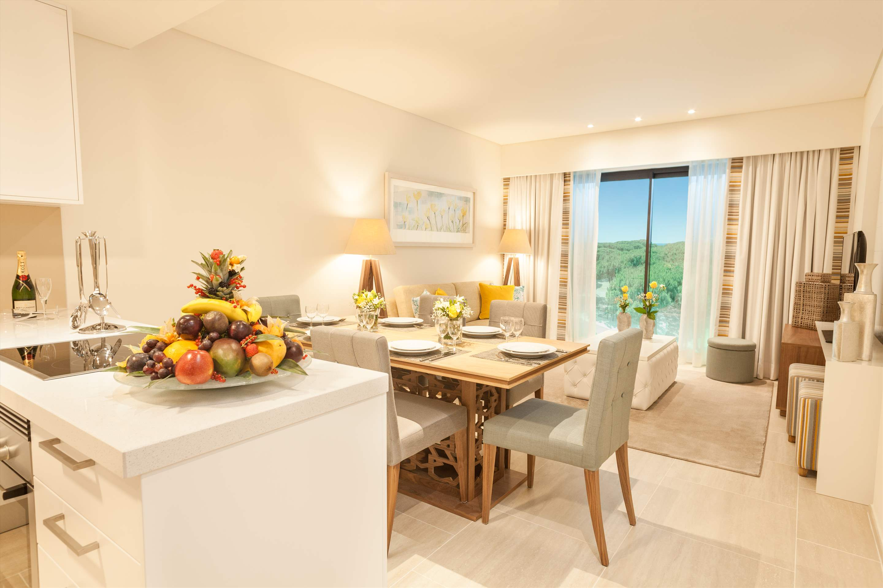 Pine Cliffs Gardens, Two Bedroom Suite, S/C Basis, 2 bedroom apartment in Pine Cliffs Resort, Algarve Photo #2
