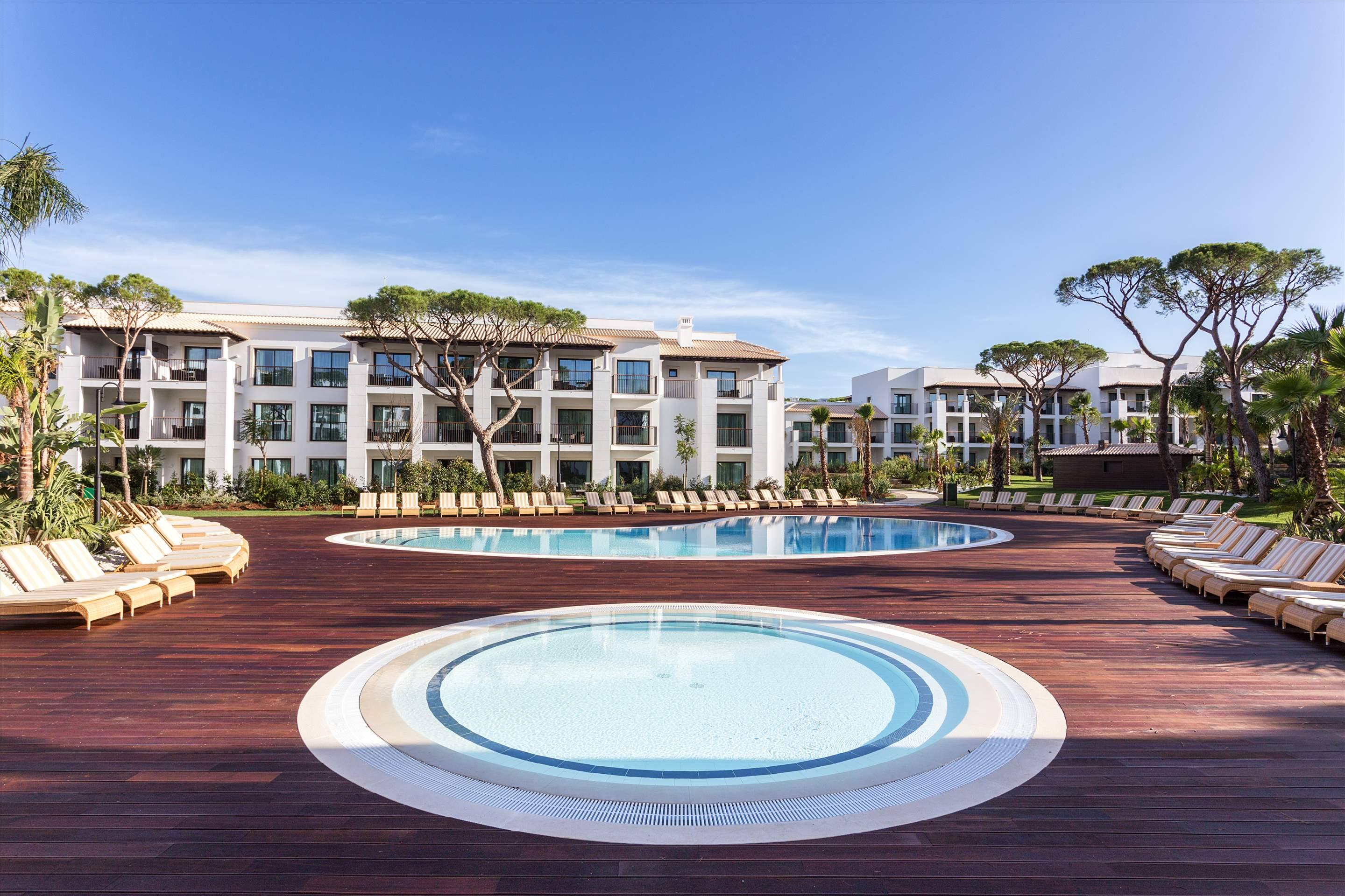 Pine Cliffs Gardens, Two Bedroom Suite, S/C Basis, 2 bedroom apartment in Pine Cliffs Resort, Algarve Photo #7