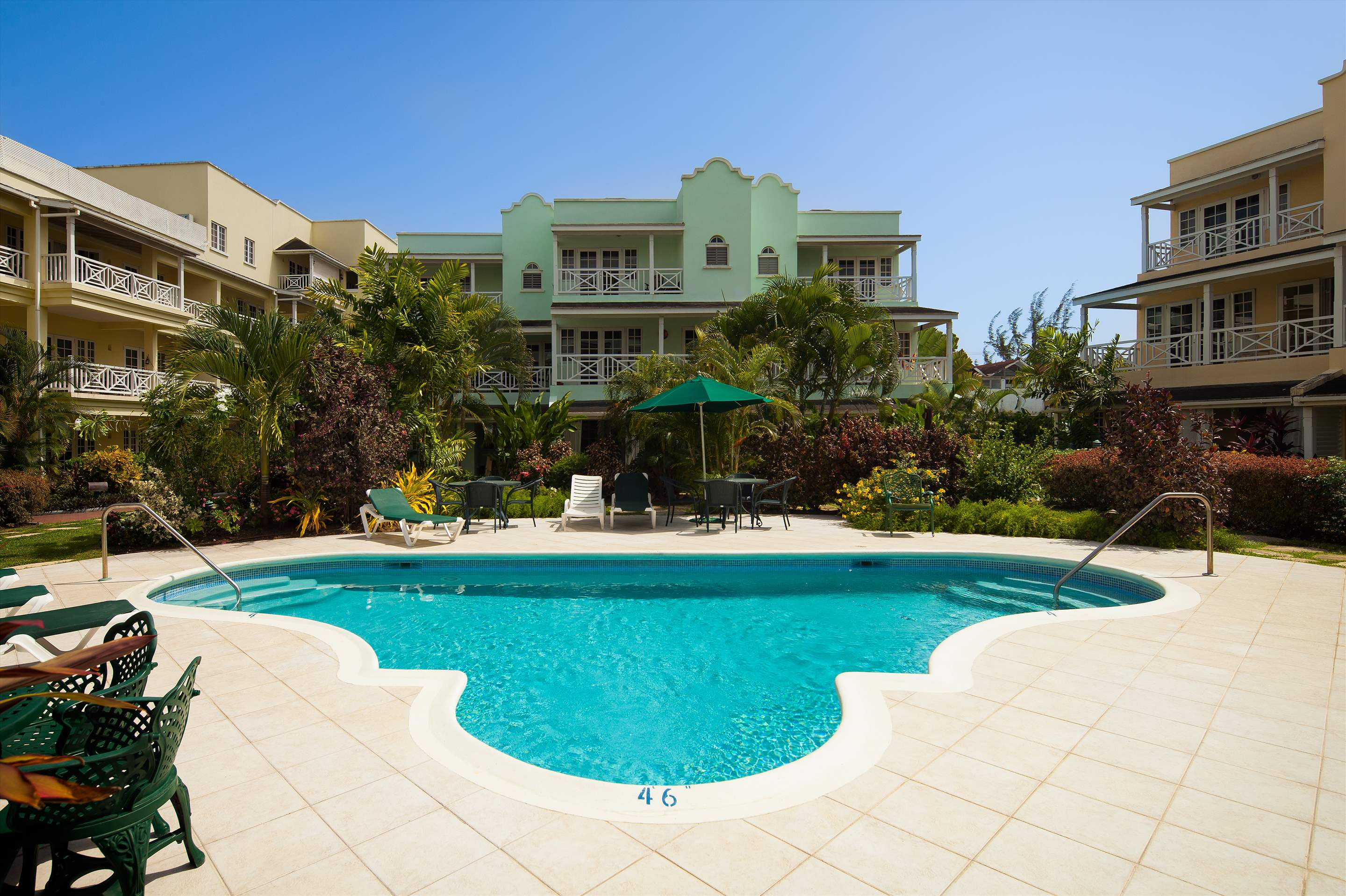 Margate Gardens 4, 2 bedroom, 2 bedroom apartment in St. Lawrence Gap & South Coast, Barbados