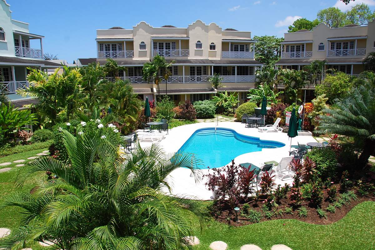 Margate Gardens 4, 2 bedroom, 2 bedroom apartment in St. Lawrence Gap & South Coast, Barbados Photo #2