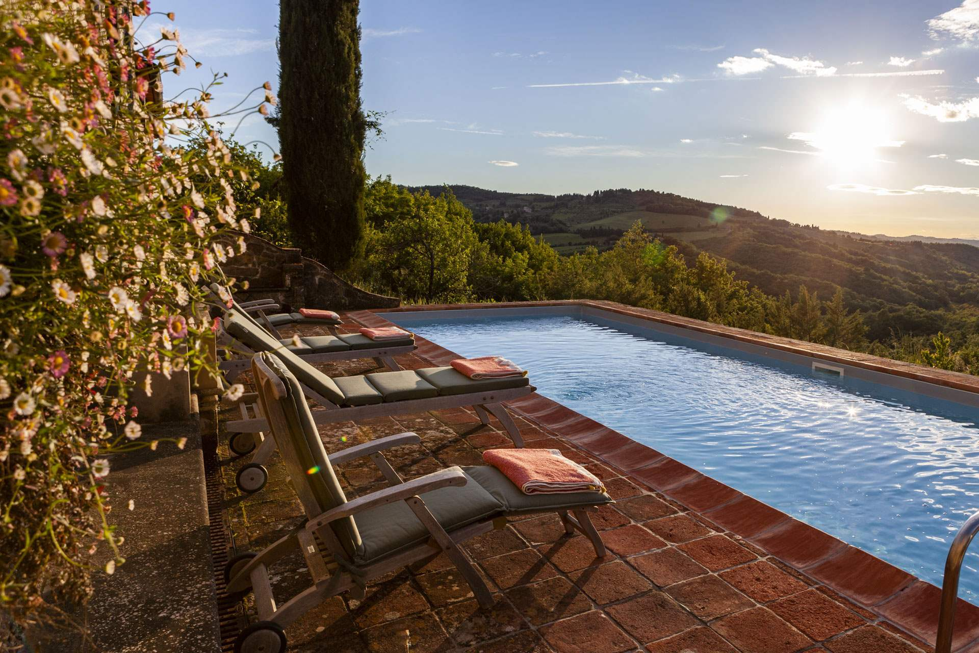 Villa Del Vino, 5 bedroom villa in Chianti & Countryside, Tuscany Photo #1