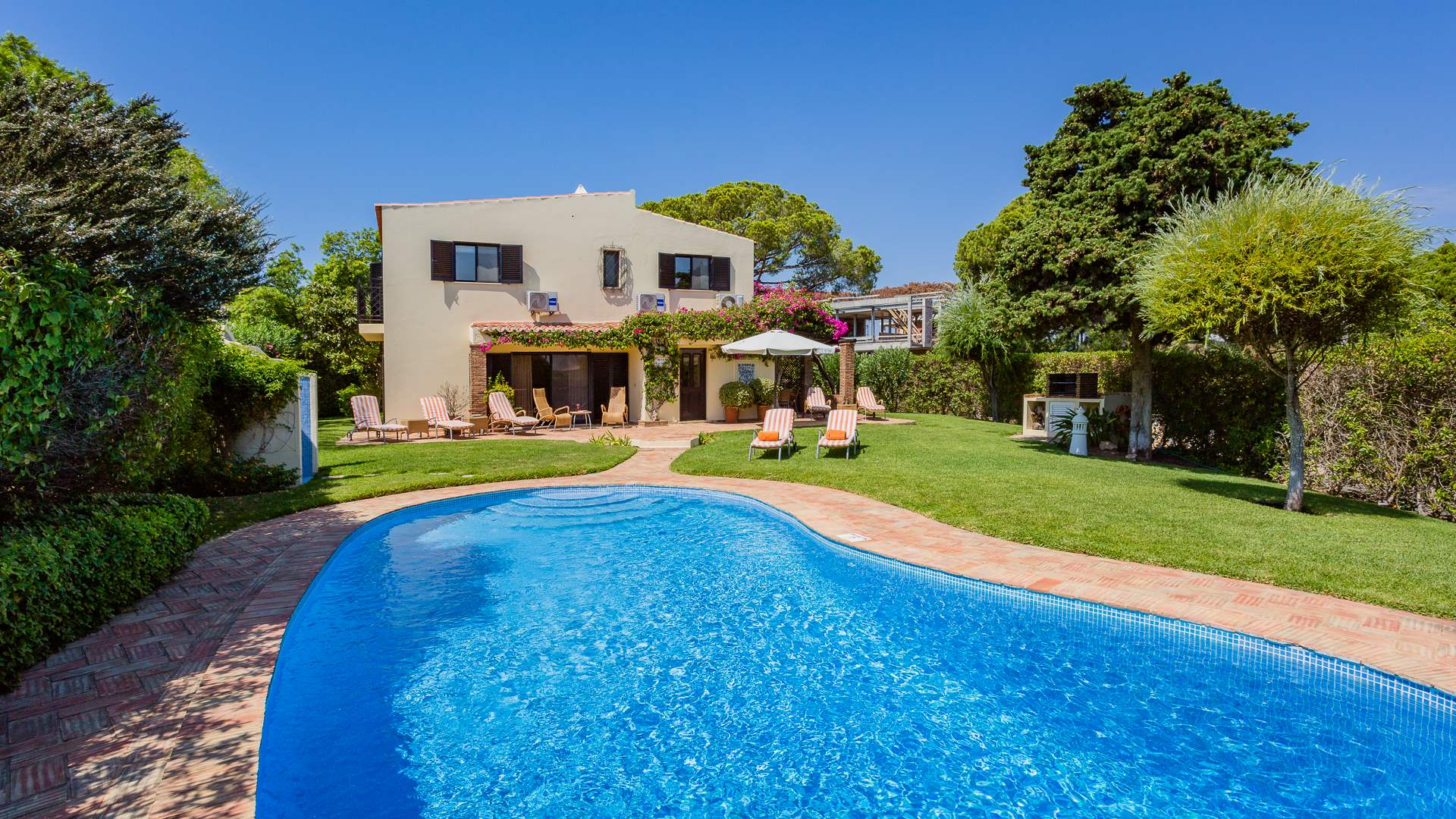 Quinta las Brisas, 4 bedroom villa in Vale do Lobo, Algarve Photo #1
