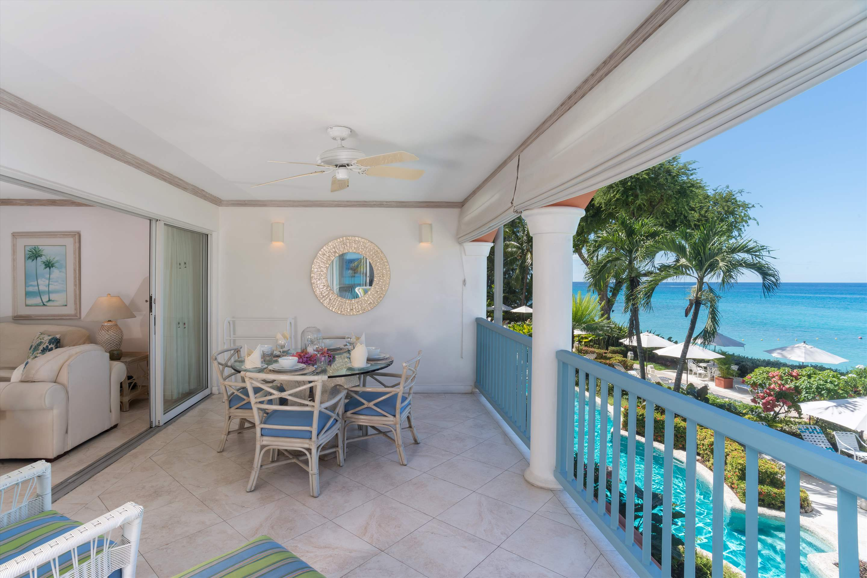 Villas on the Beach 205, 2 bedroom, 2 bedroom apartment in St. James & West Coast, Barbados Photo #4