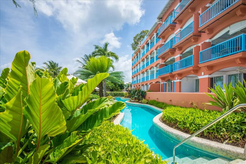 Villas on the Beach 201 , 2 bedroom, 2 apartment in St. James & West Coast, Barbados