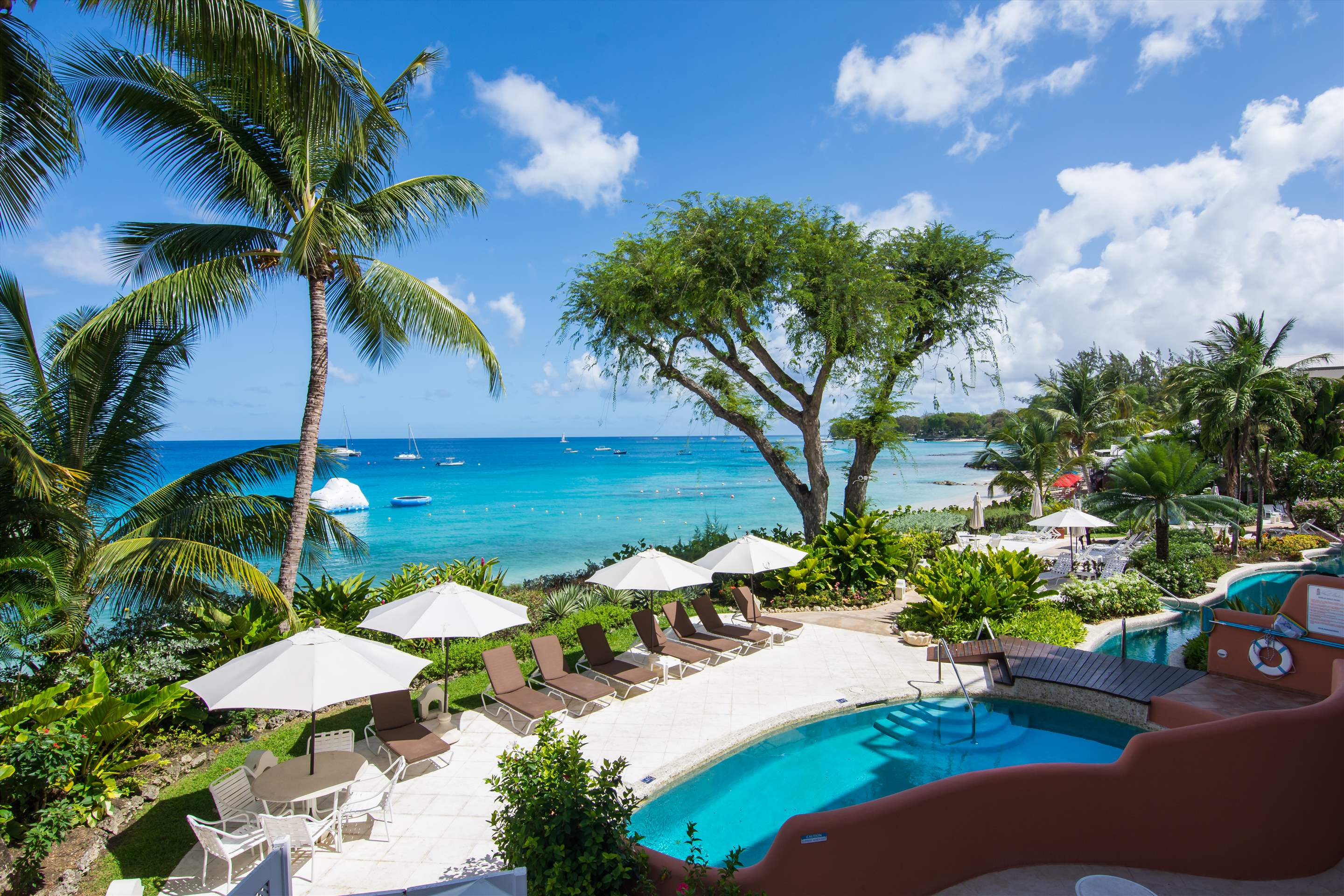 Villas on the Beach 201 , 2 bedroom, 2 bedroom apartment in St. James & West Coast, Barbados Photo #14