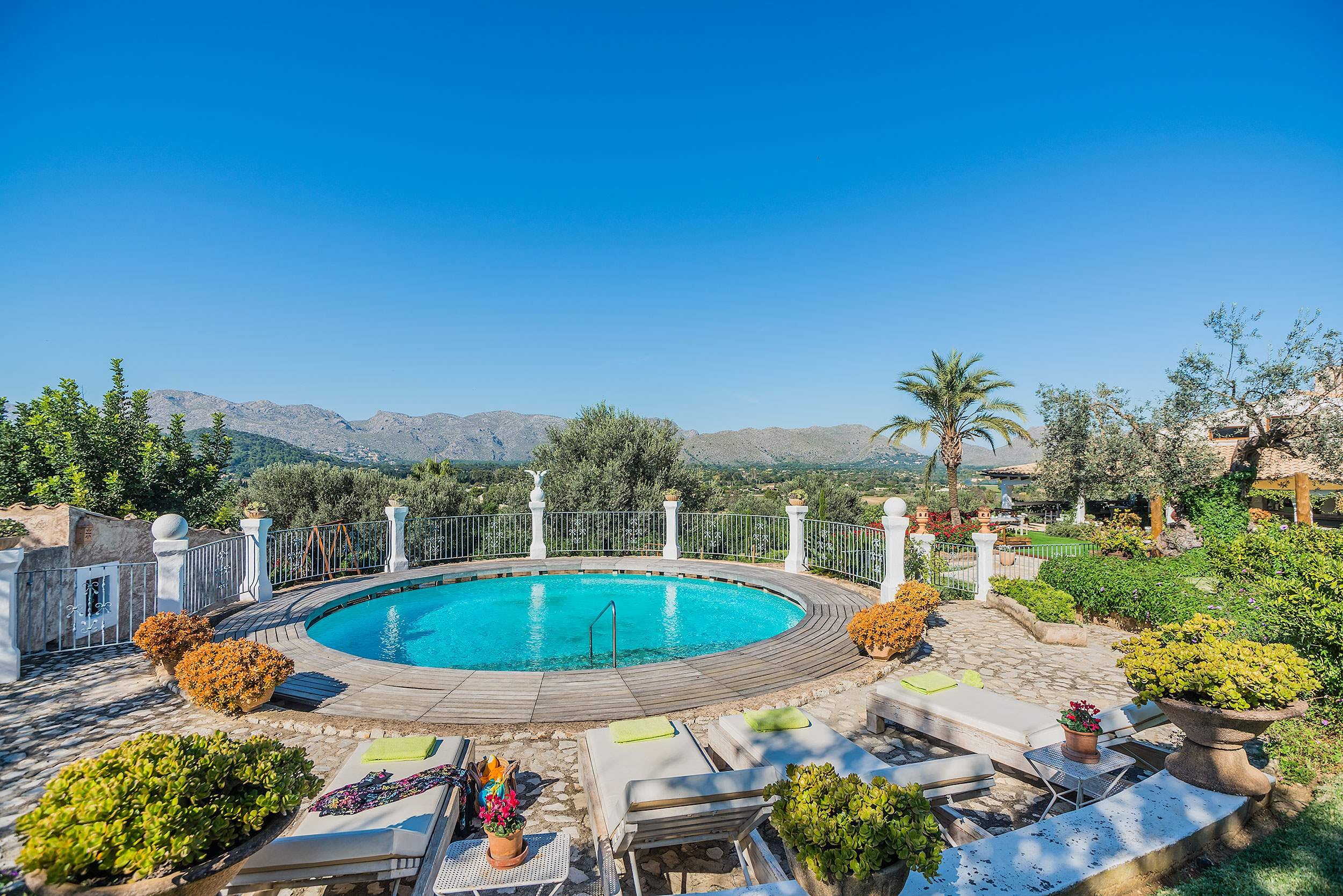 La Rota, 9 - 12 persons, 6 bedroom villa in Pollensa & Puerto Pollensa , Majorca Photo #1
