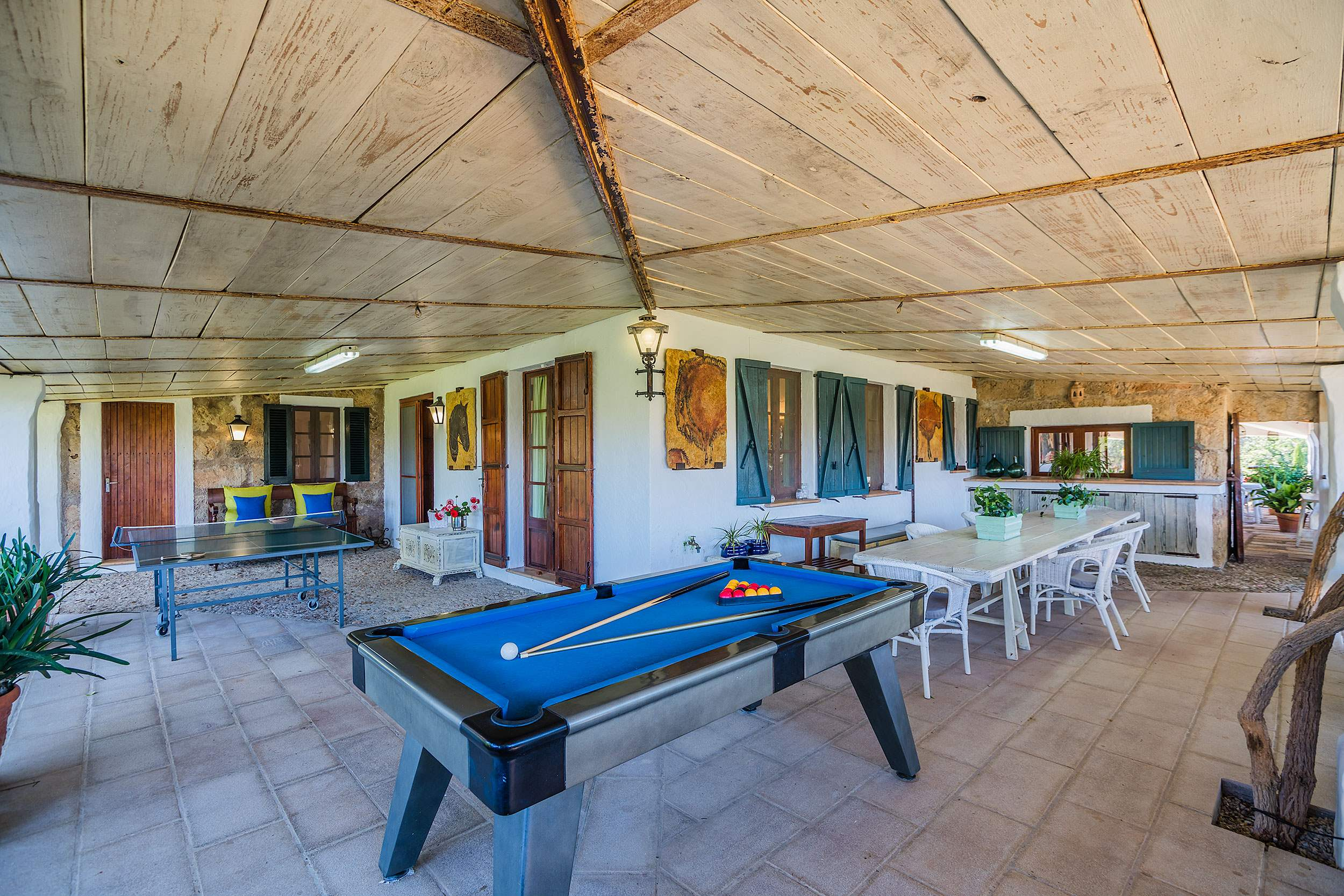 La Rota, 9 - 12 persons, 6 bedroom villa in Pollensa & Puerto Pollensa , Majorca Photo #10