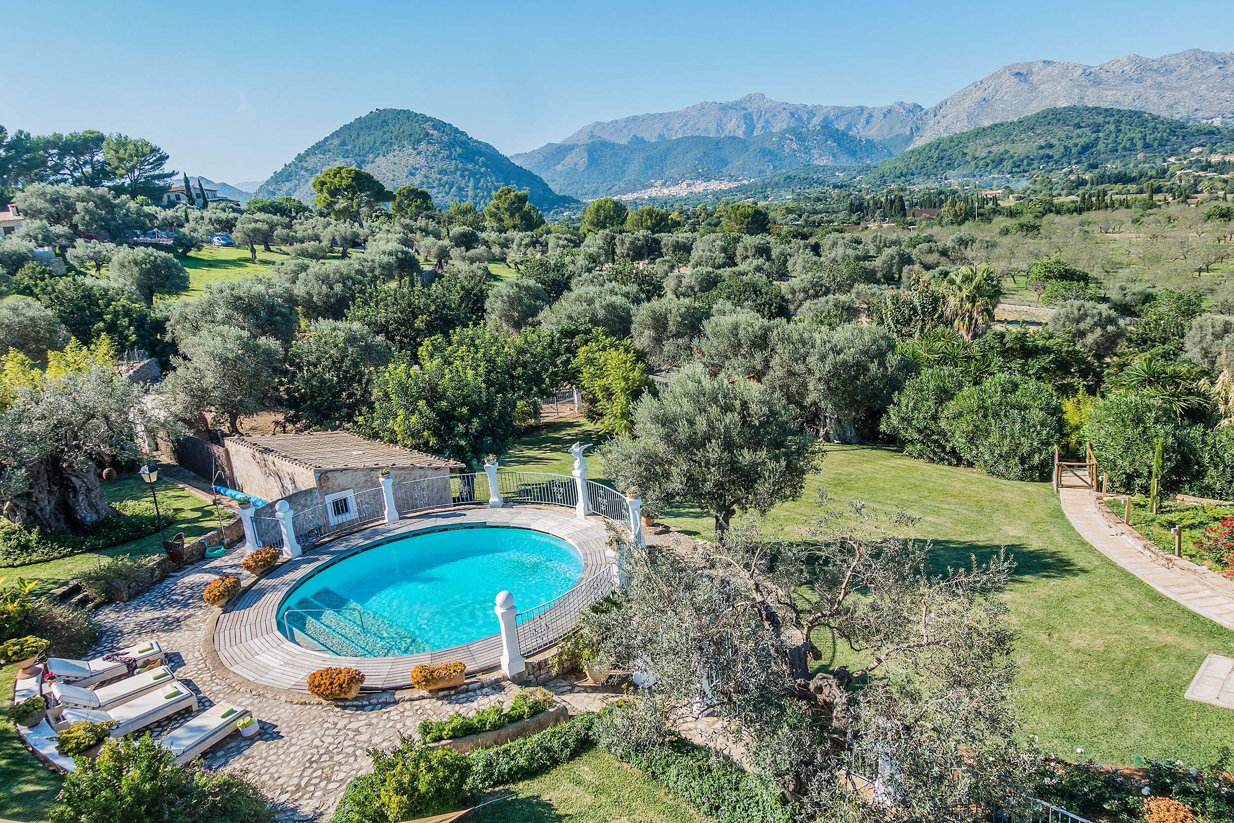 La Rota, 9 - 12 persons, 6 bedroom villa in Pollensa & Puerto Pollensa , Majorca Photo #12