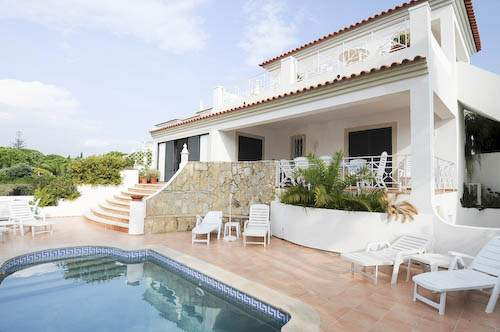 Villa Ocean, 4 bedroom villa in Vale do Lobo, Algarve Photo #1