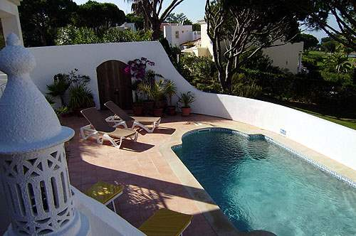 Villa Ocean, 4 bedroom villa in Vale do Lobo, Algarve Photo #7