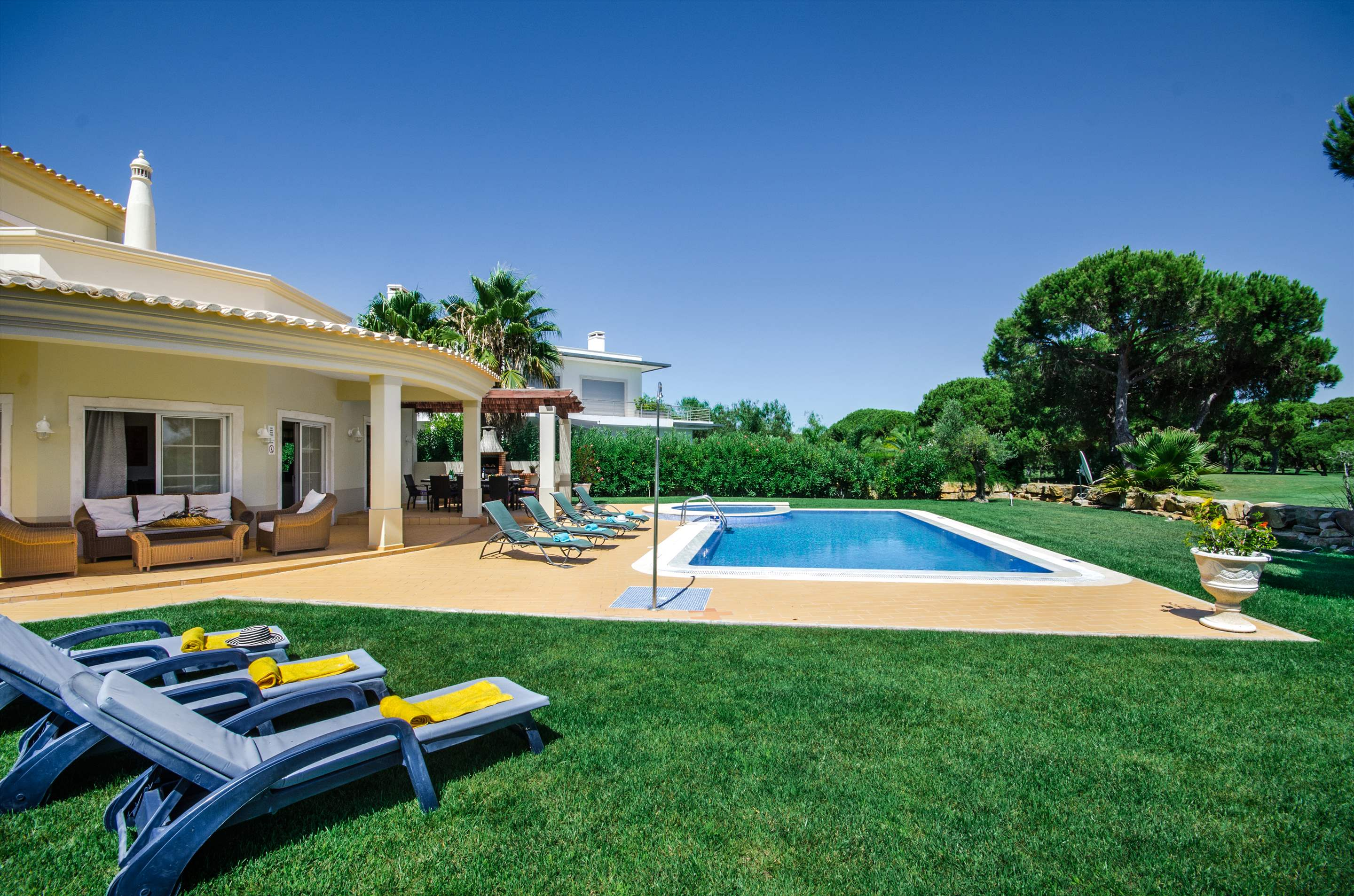 Villa Alexa, 4 bedroom villa in Vilamoura Area, Algarve Photo #23