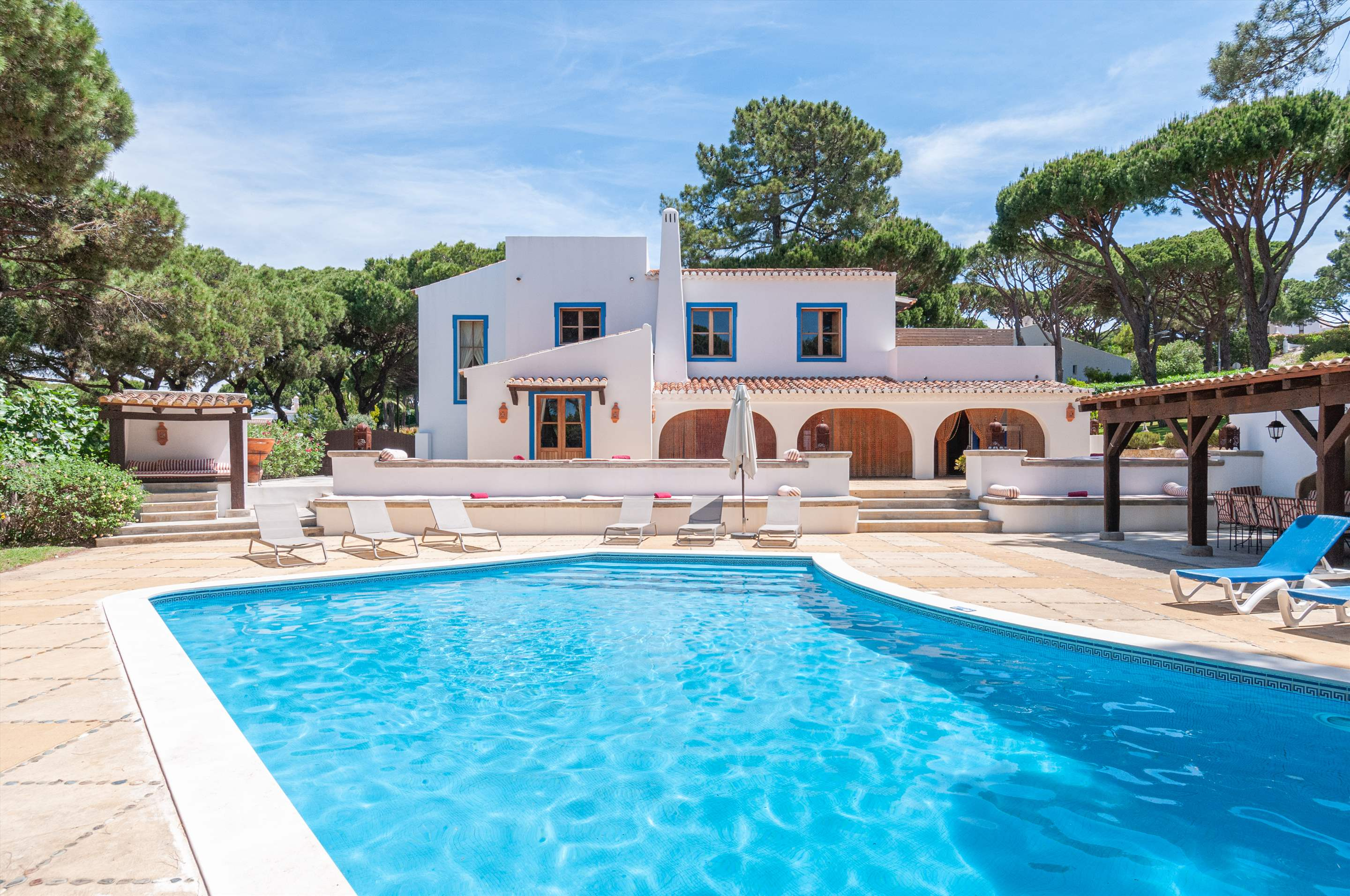 Villa Cristofina, 5 Bedroom, 5 bedroom villa in Vale do Lobo, Algarve Photo #1