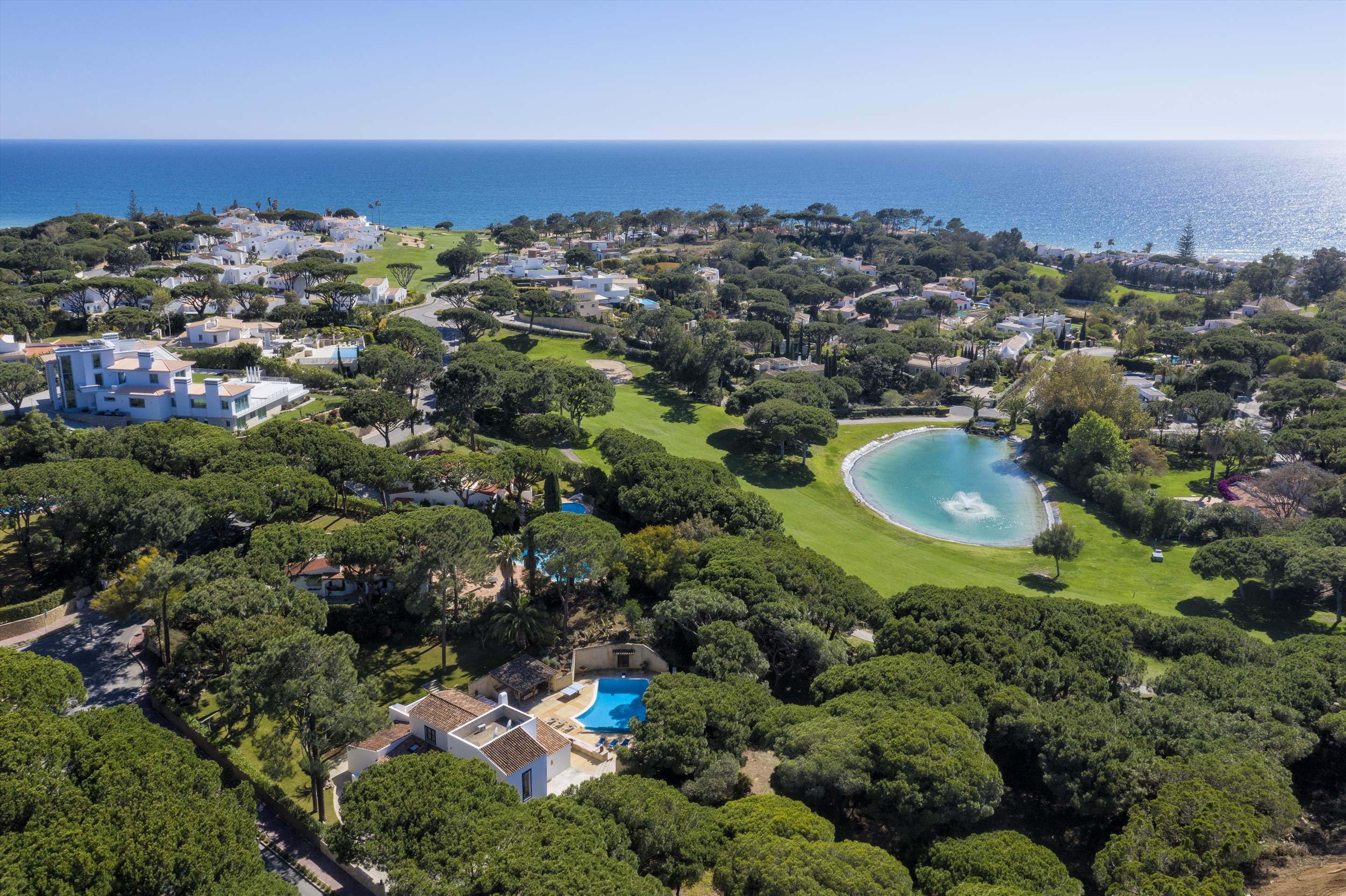 Villa Cristofina, 5 Bedroom, 5 bedroom villa in Vale do Lobo, Algarve Photo #12