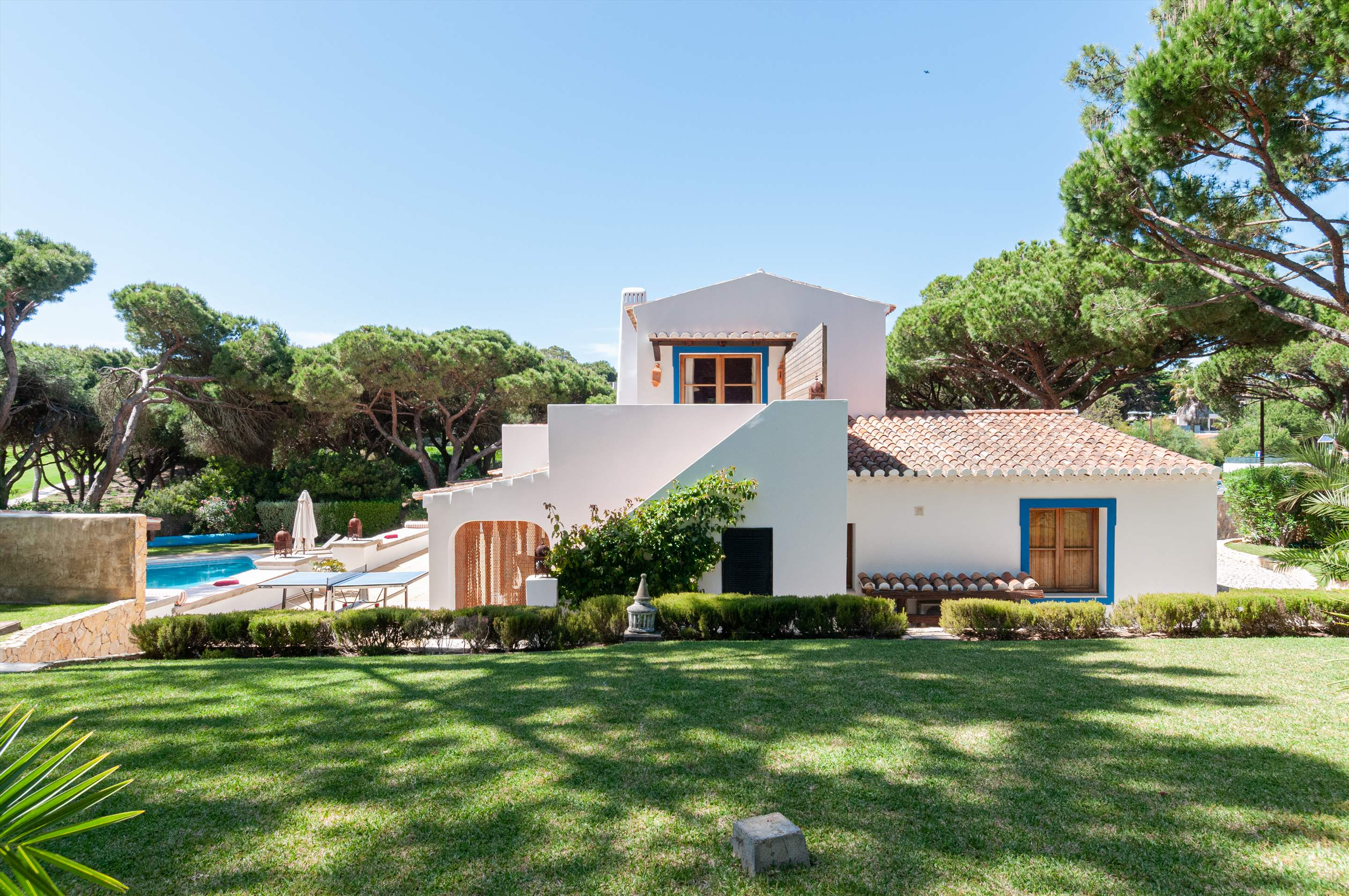 Villa Cristofina, 5 Bedroom, 5 bedroom villa in Vale do Lobo, Algarve Photo #7