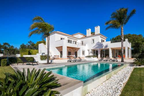 Villa Santi, 4 bedroom villa in Quinta do Lago, Algarve Photo #1