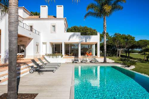 Villa Santi, 4 bedroom villa in Quinta do Lago, Algarve Photo #11